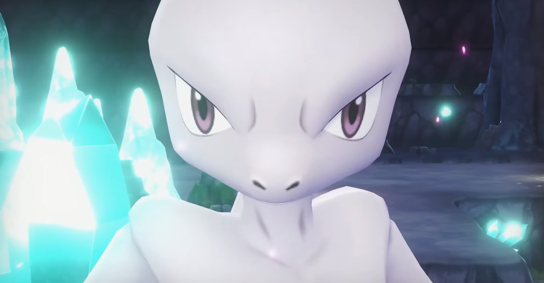 Mewtwo in Pokemon: Let's Go, Pikachu! and Evee!
