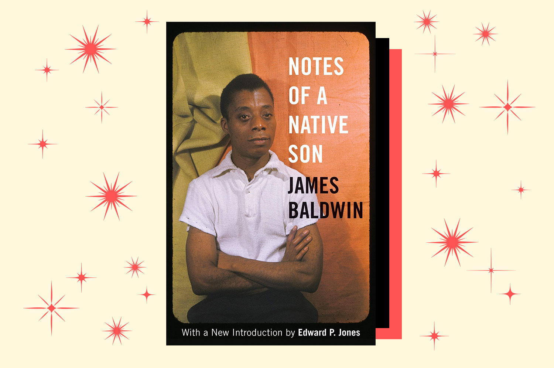 """Cover of James Baldwin's """"Notes of a Native Son."""""""