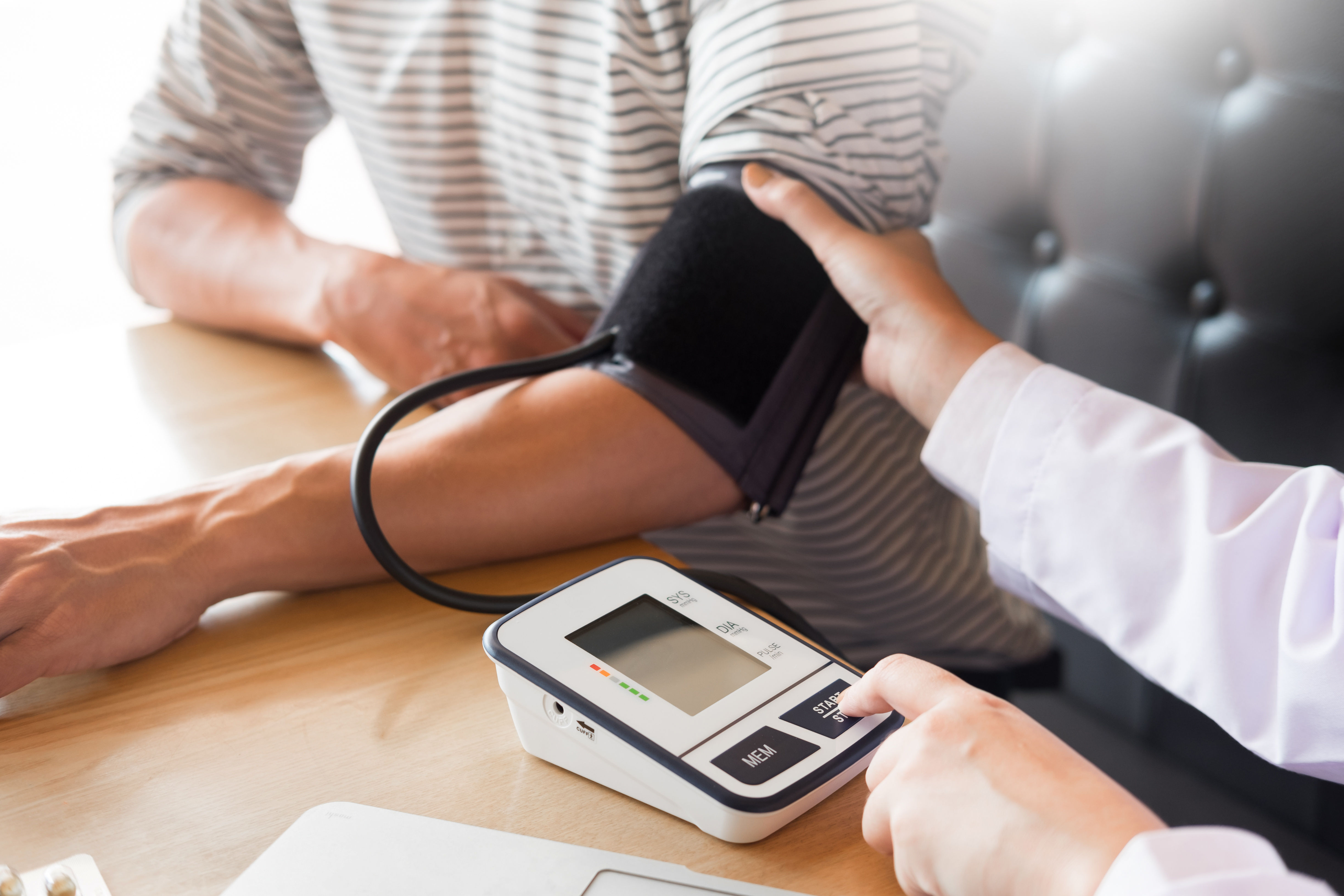 "A study published in the European Heart Journal, found that taking blood pressure-lowering medications ""at bedtime"" may stabilize blood pressure at night and throughout the day, reducing the chance of heart attack, stroke and death."