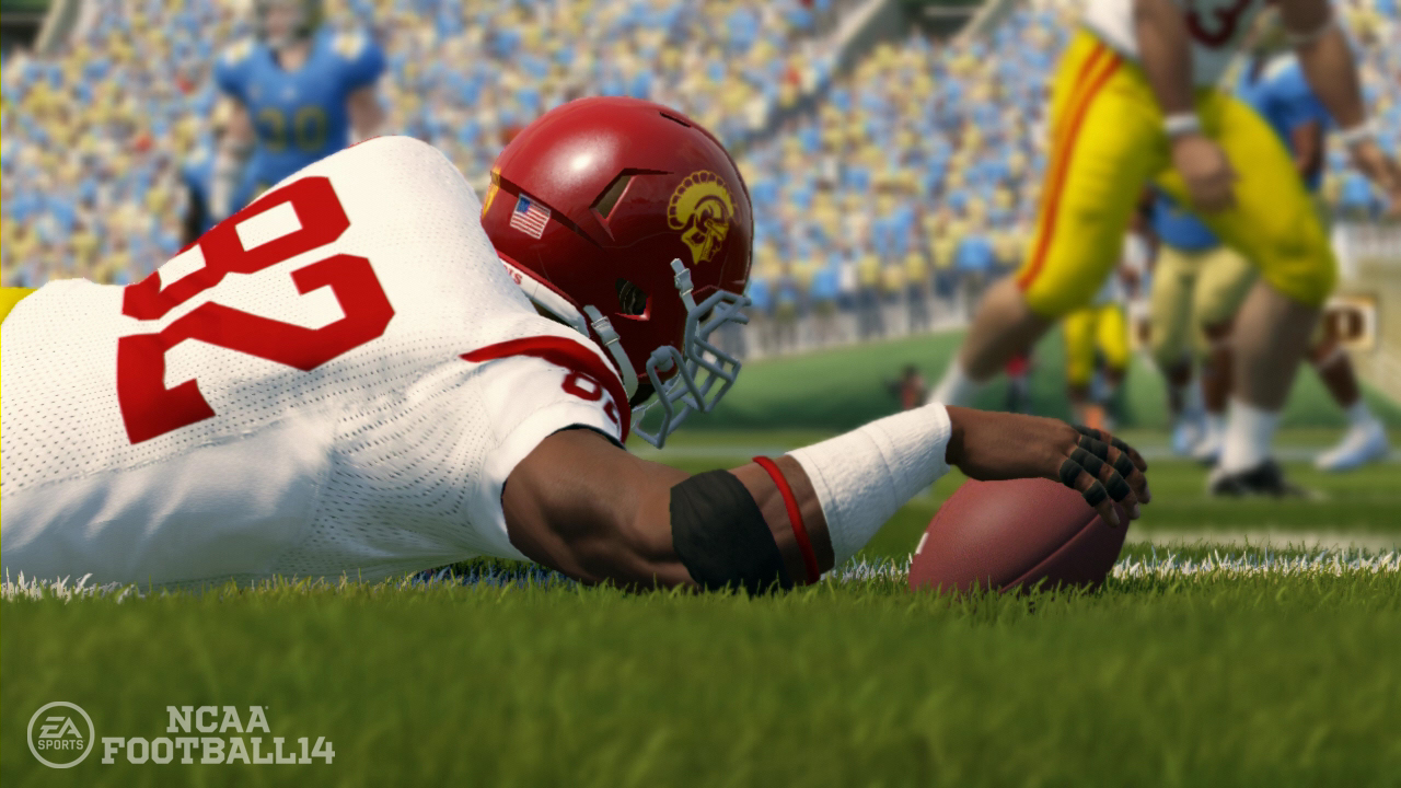 Here is EA Sports' plan for its canceled NCAA Football game