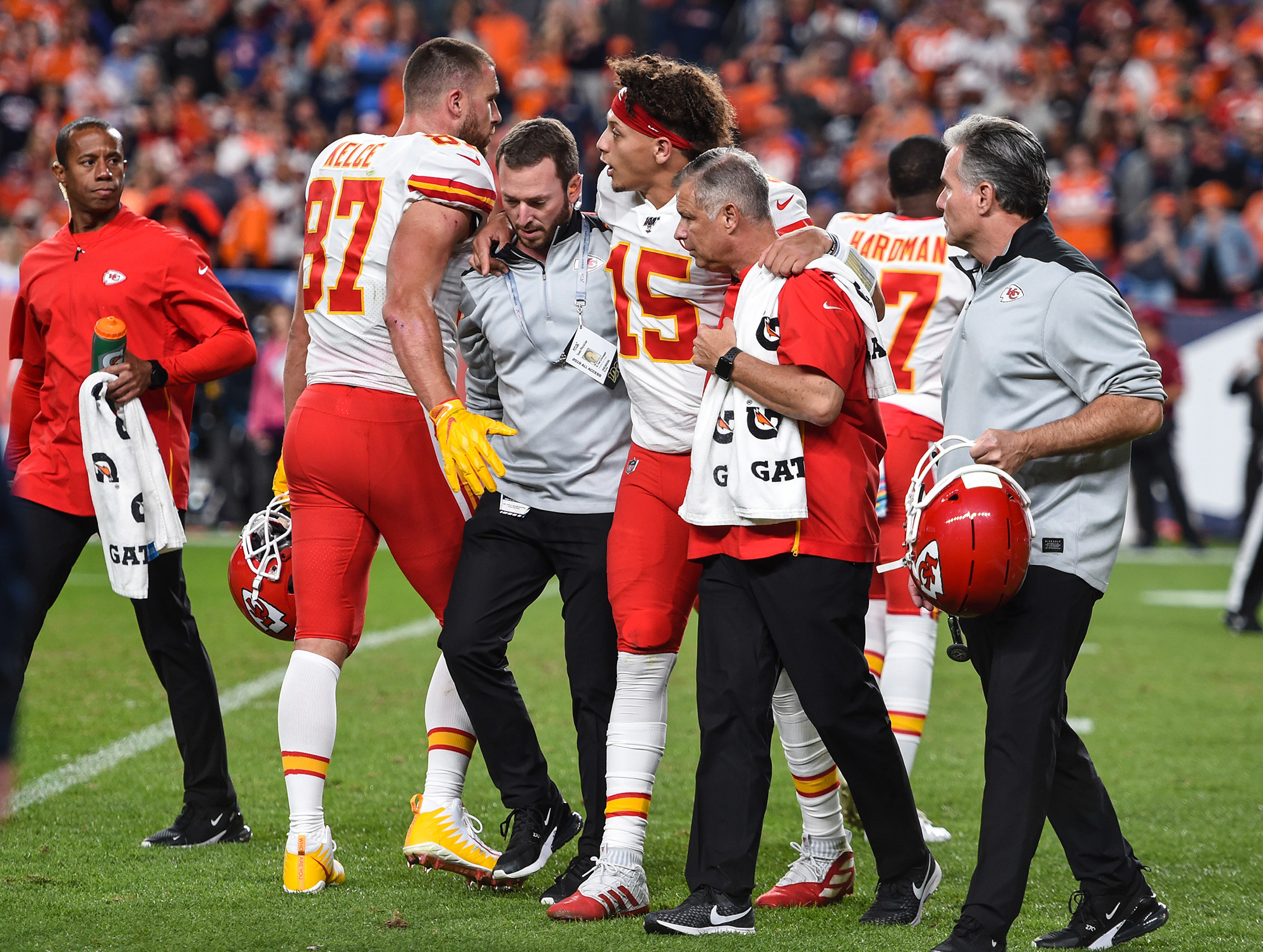The Chiefs' life without Patrick Mahomes begins now. Here's what that looks like