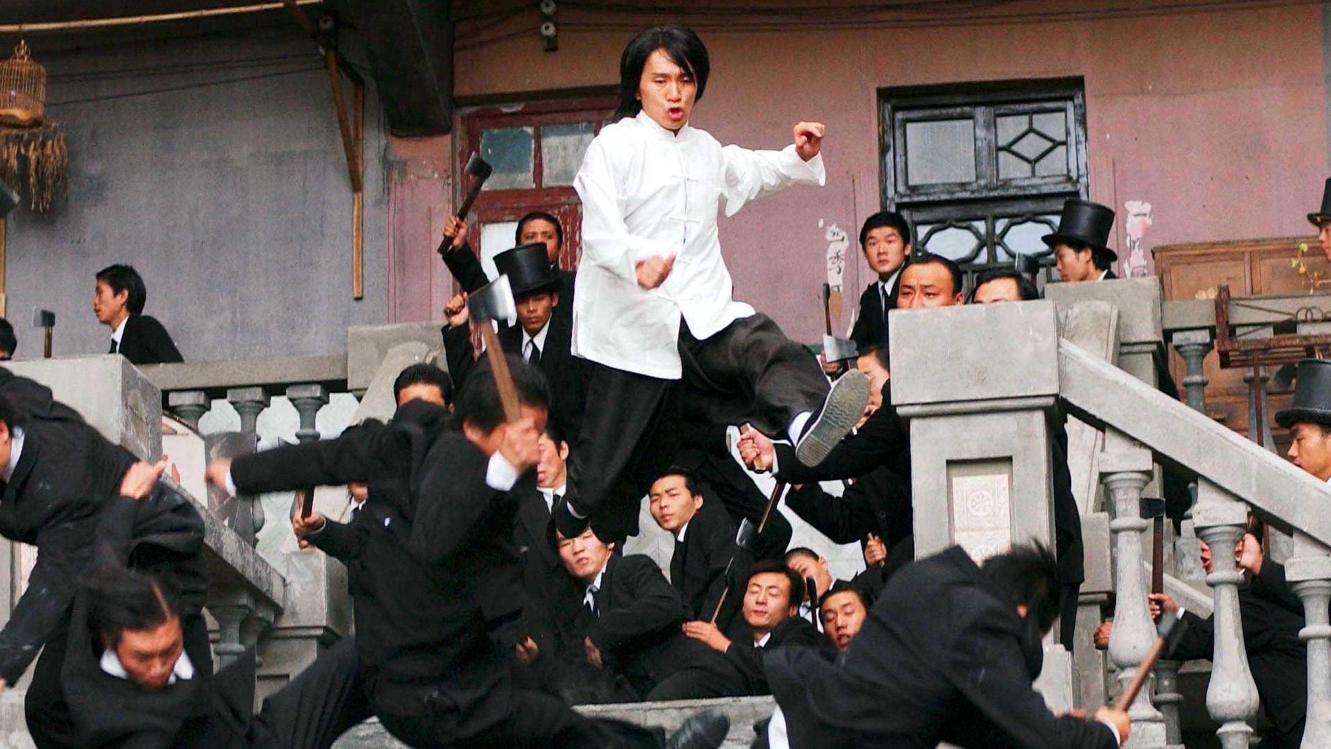 Stephen Chow kicks ass.