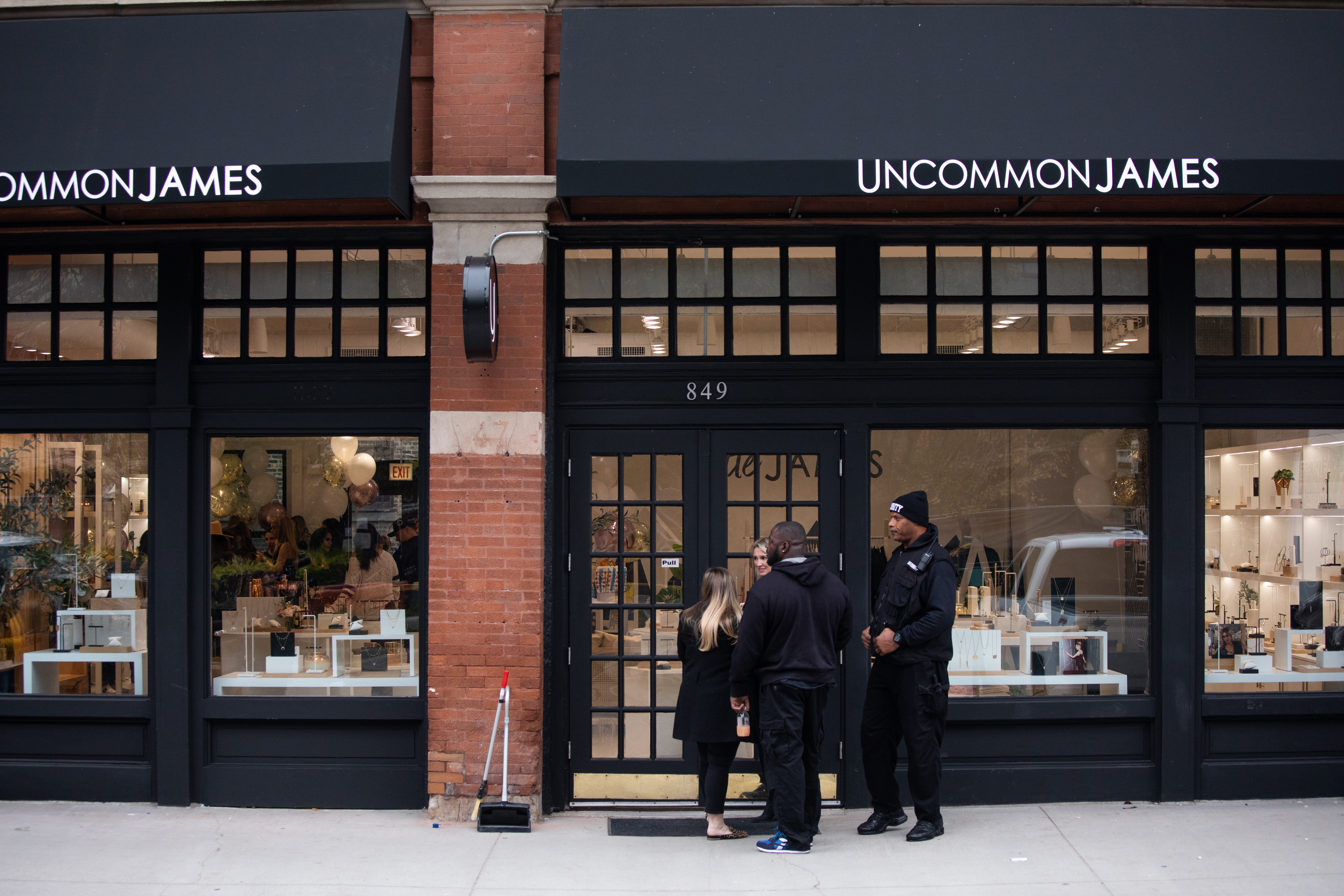 Uncommon James, a jewelry store founded by Kristin Cavallari, is located in the West Loop. | Pat Nabong/For The Sun-Times