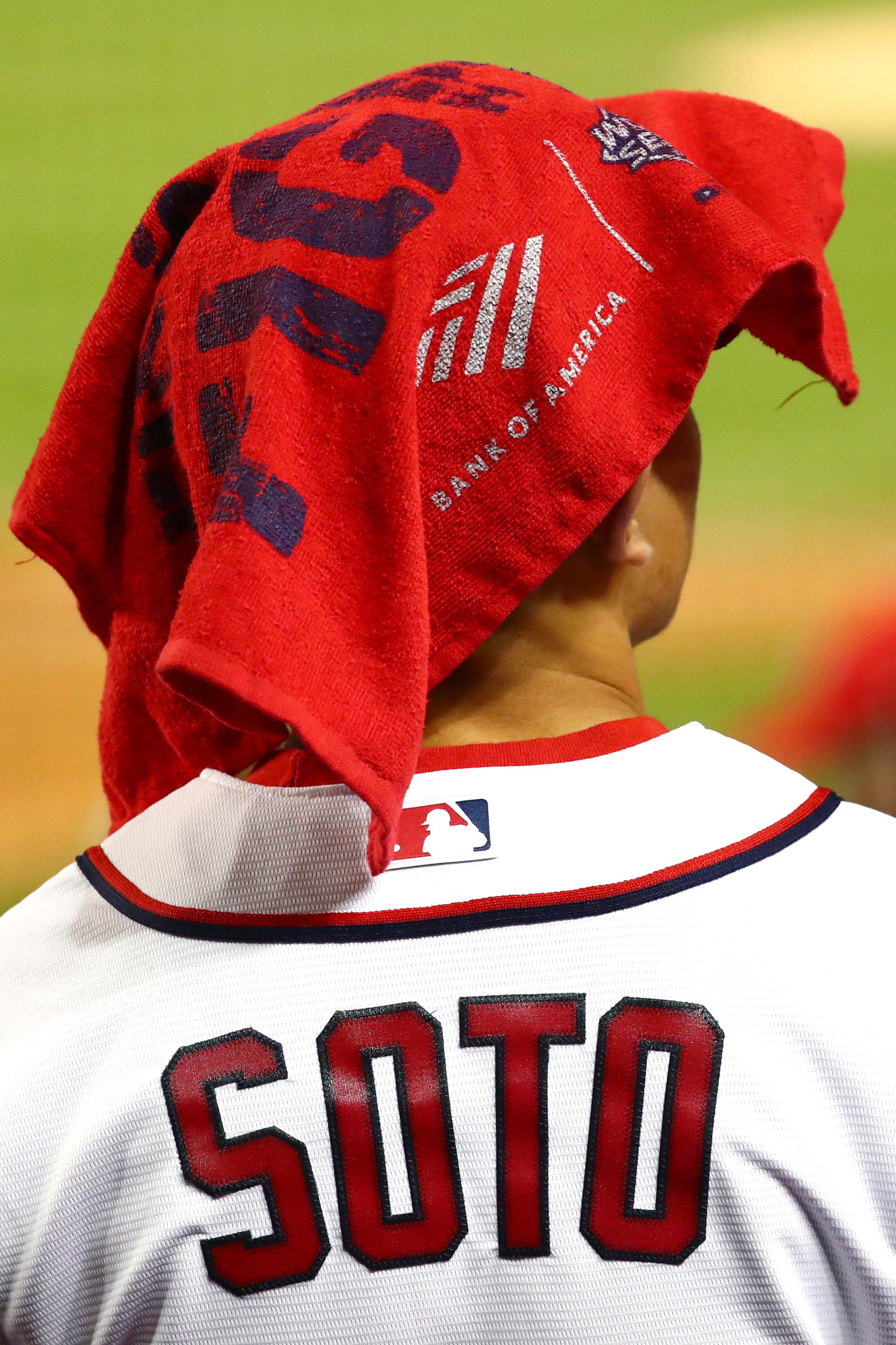 2019 World Series Game 3 - Houston Astros v. Washington Nationals