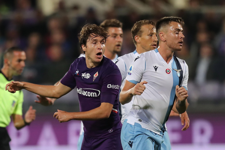 ACF Fiorentina v SS Lazio - Serie A