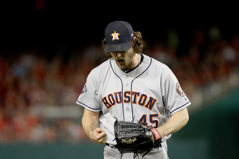 World Series - Houston Astros v Washington Nationals - Game Five