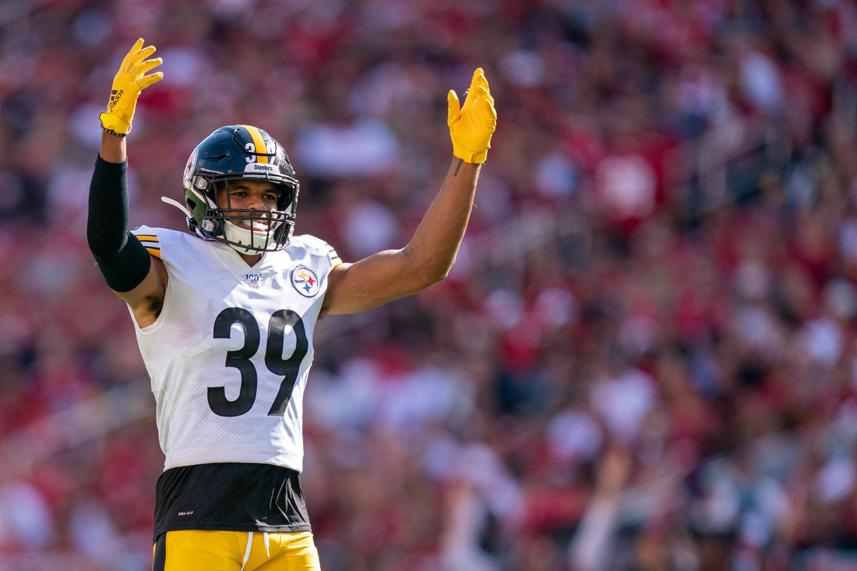 NFL: Pittsburgh Steelers at San Francisco 49ers