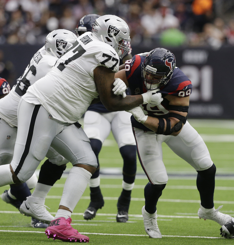 Oakland Raiders vHouston Texans