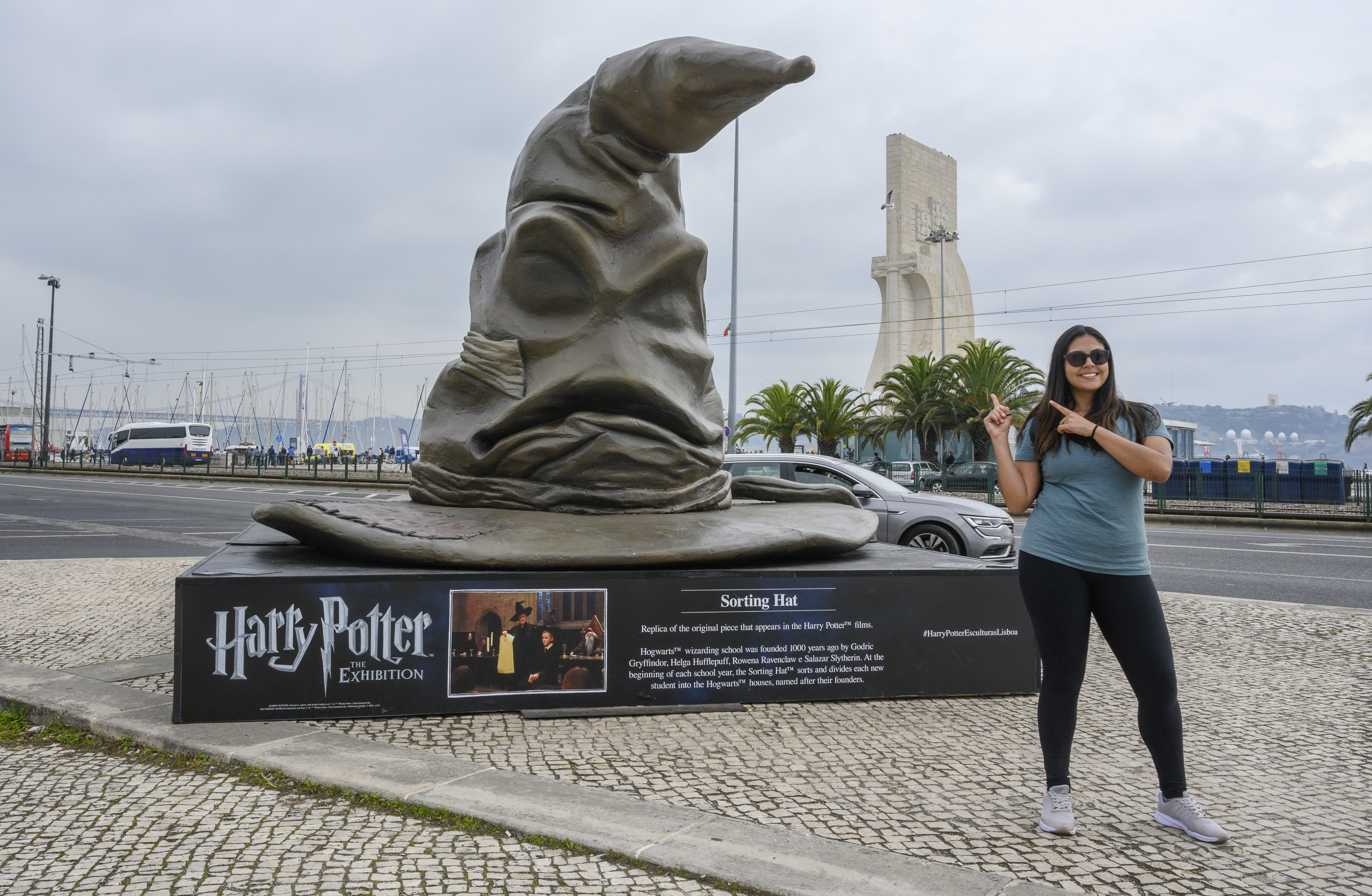 Harry Potter The Exhibition in Lisbon