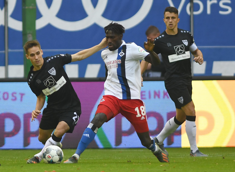 Hamburger SV v VfB Stuttgart - Second Bundesliga