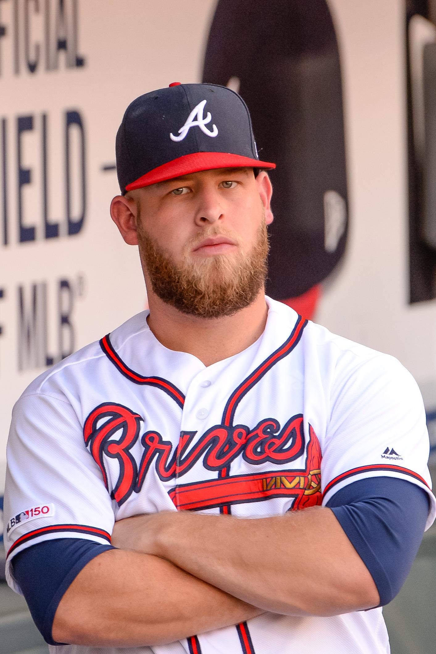 MLB: JUL 23 Royals at Braves