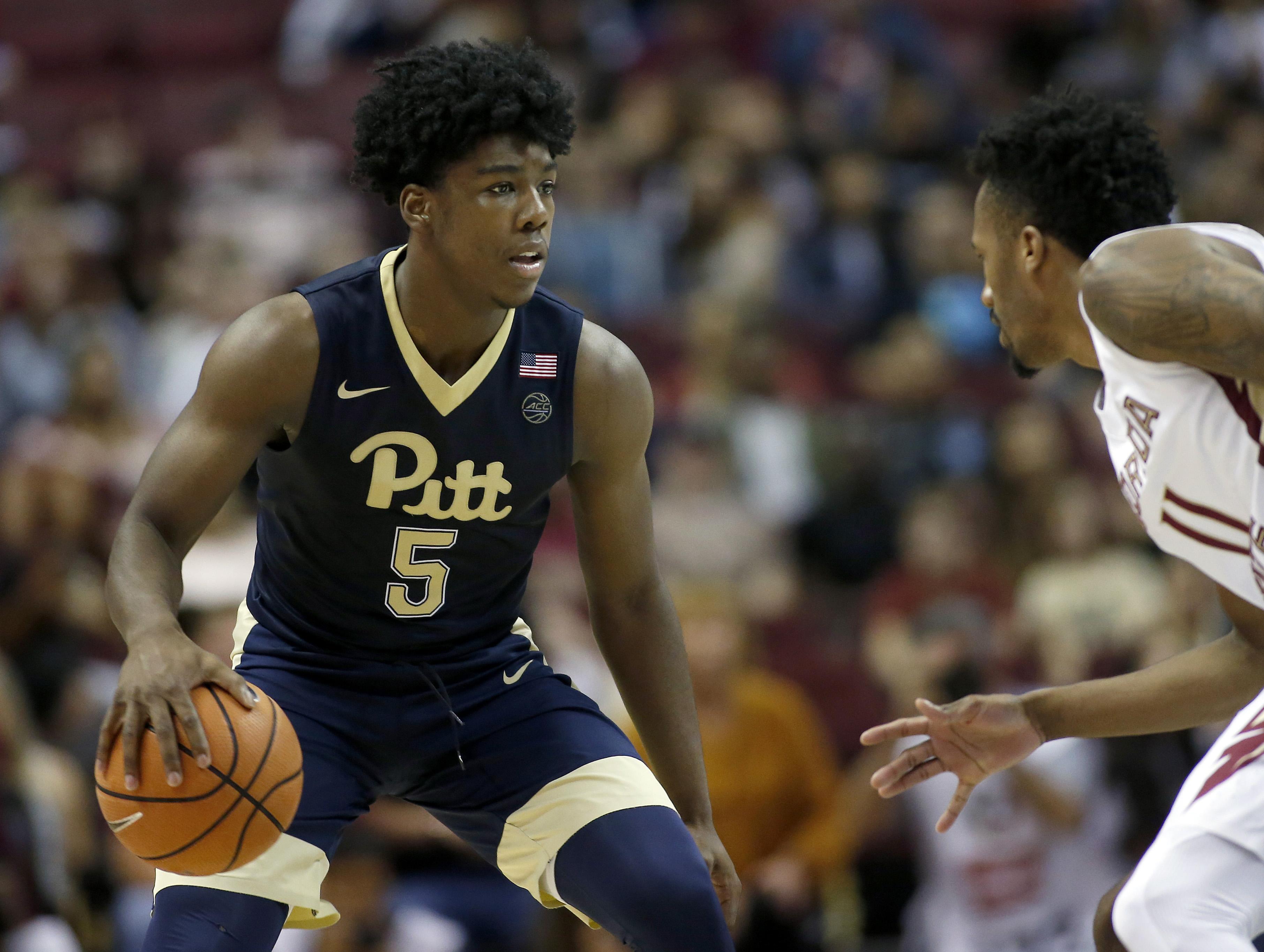 NCAA Basketball: Pittsburgh at Florida State