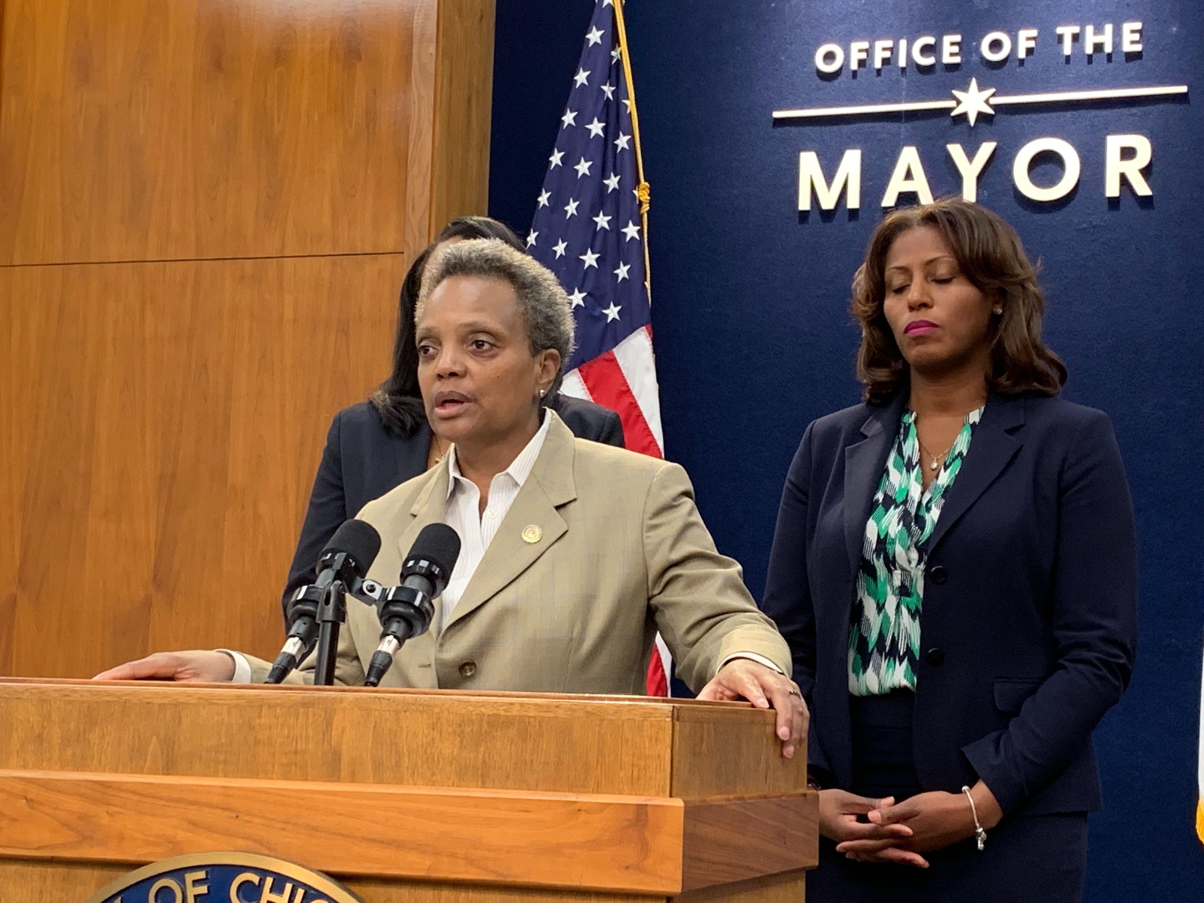 Mayor Lightfoot