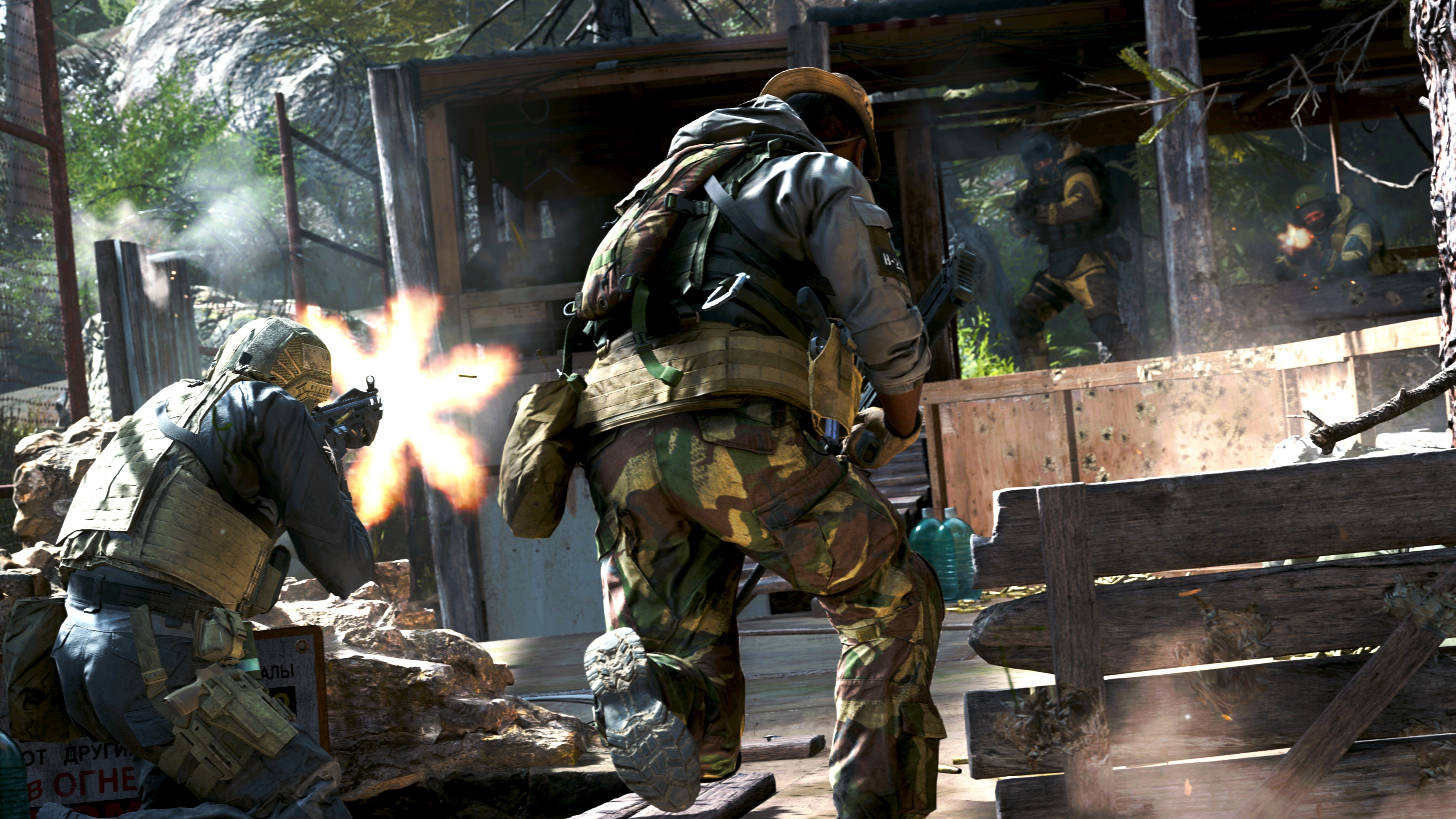 Call of Duty: Modern Warfare's newest mode is also its best