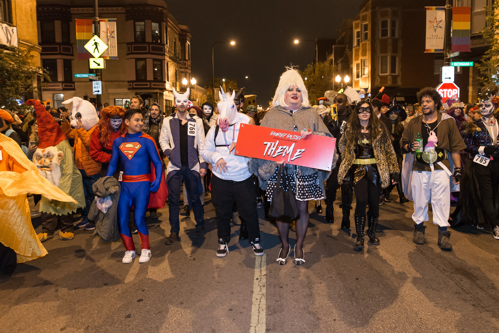 2018 Haunted Halsted Halloween Parade
