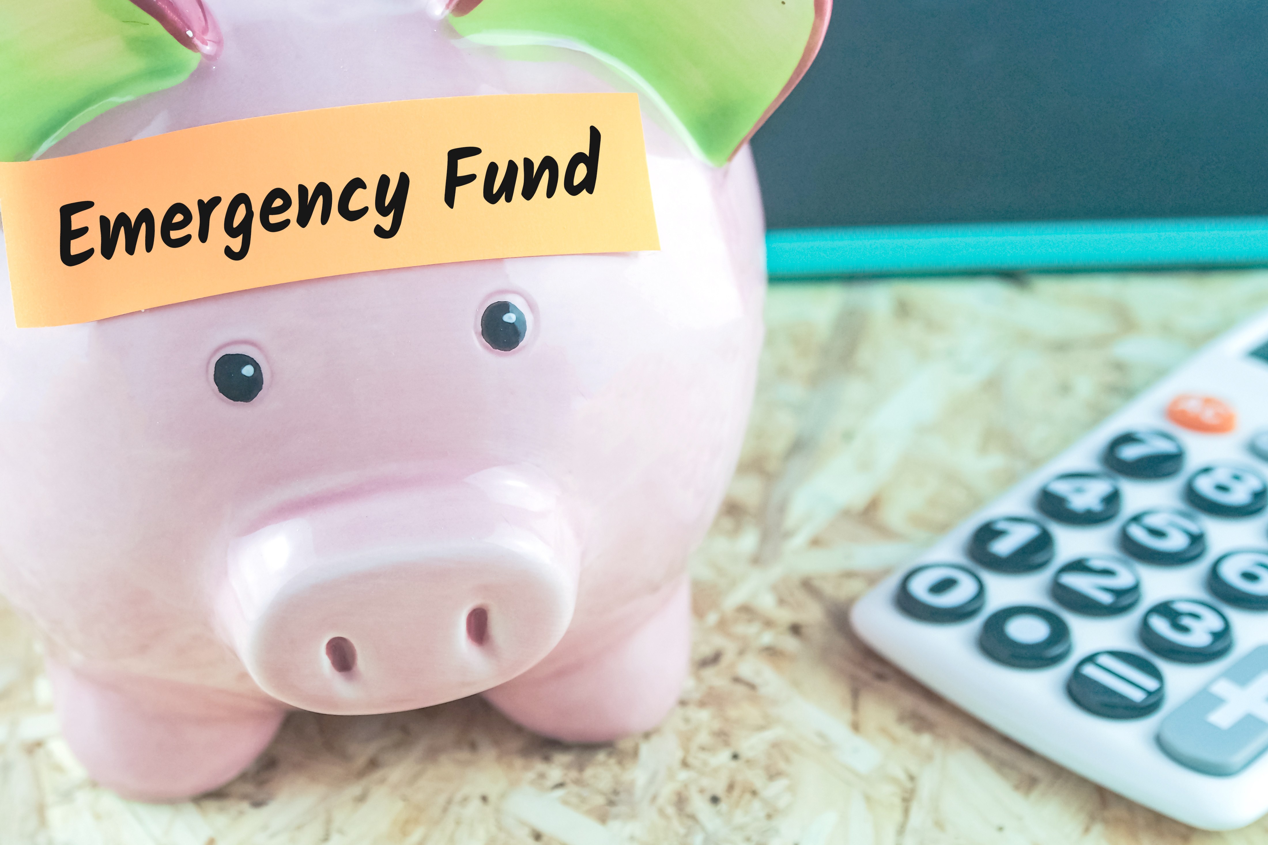 Dave Ramsey answers a question about emergency funds.
