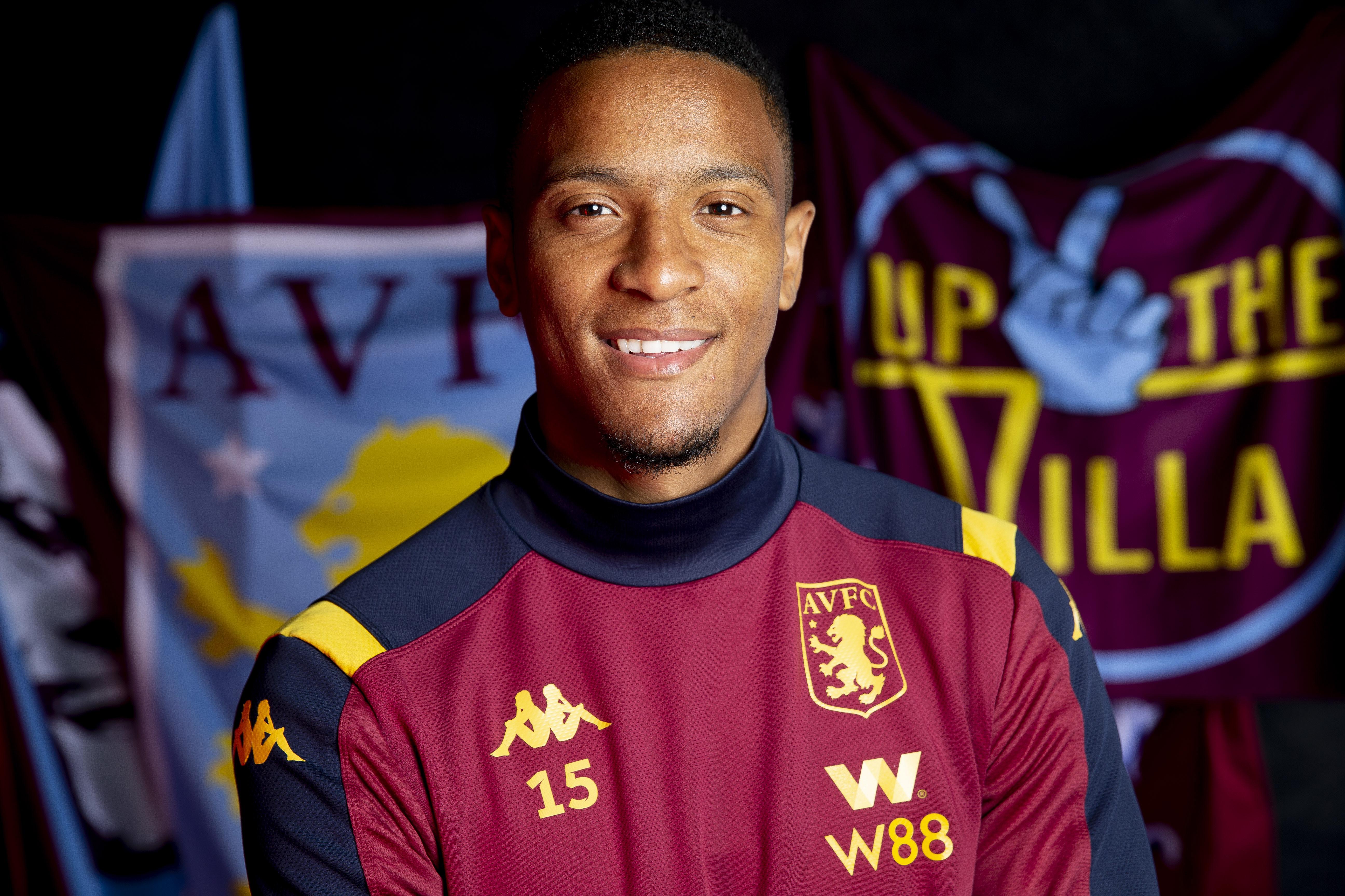Aston Villa Headshots