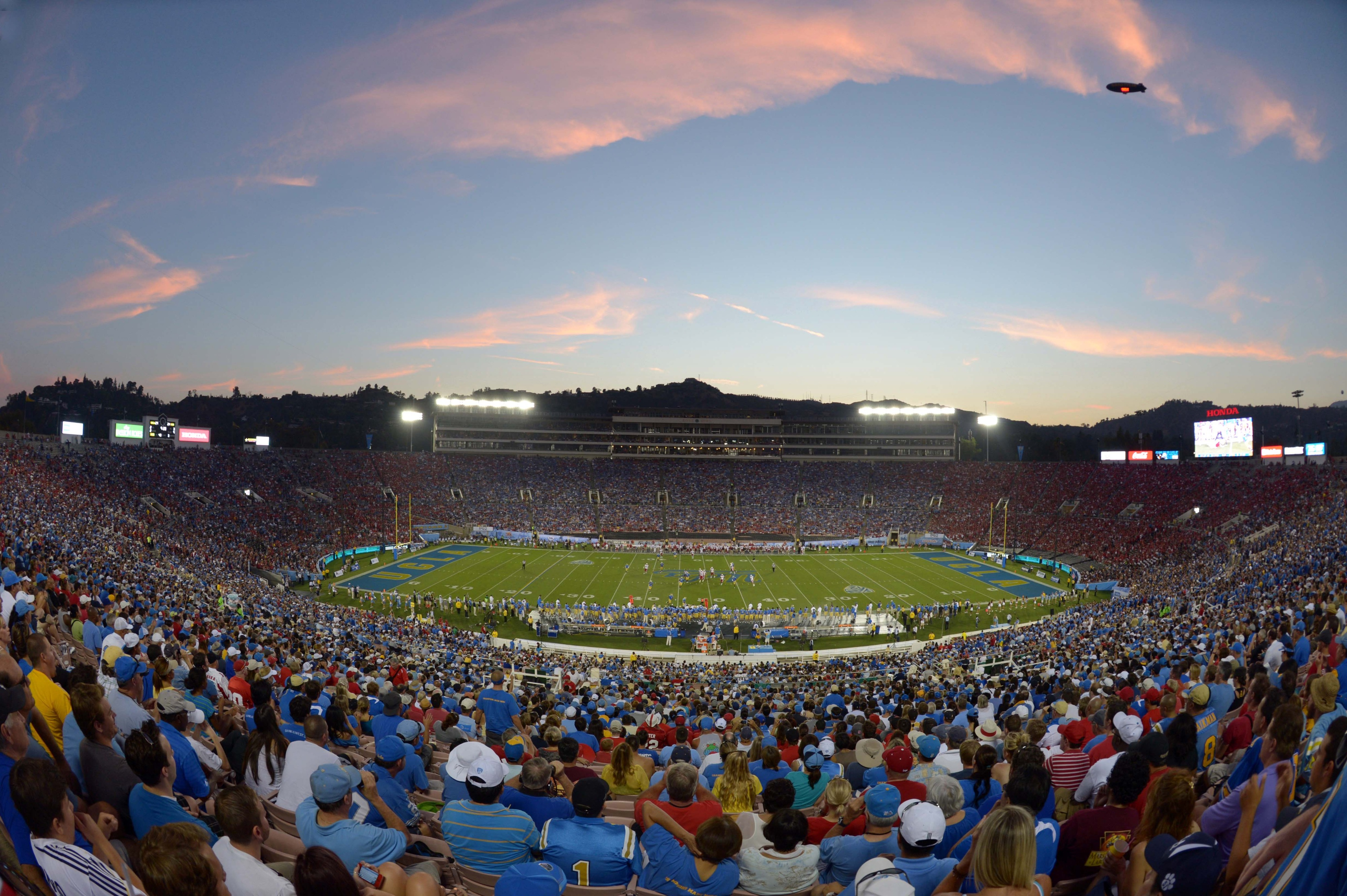UCLA absolutely has to win all its home games in 2013.