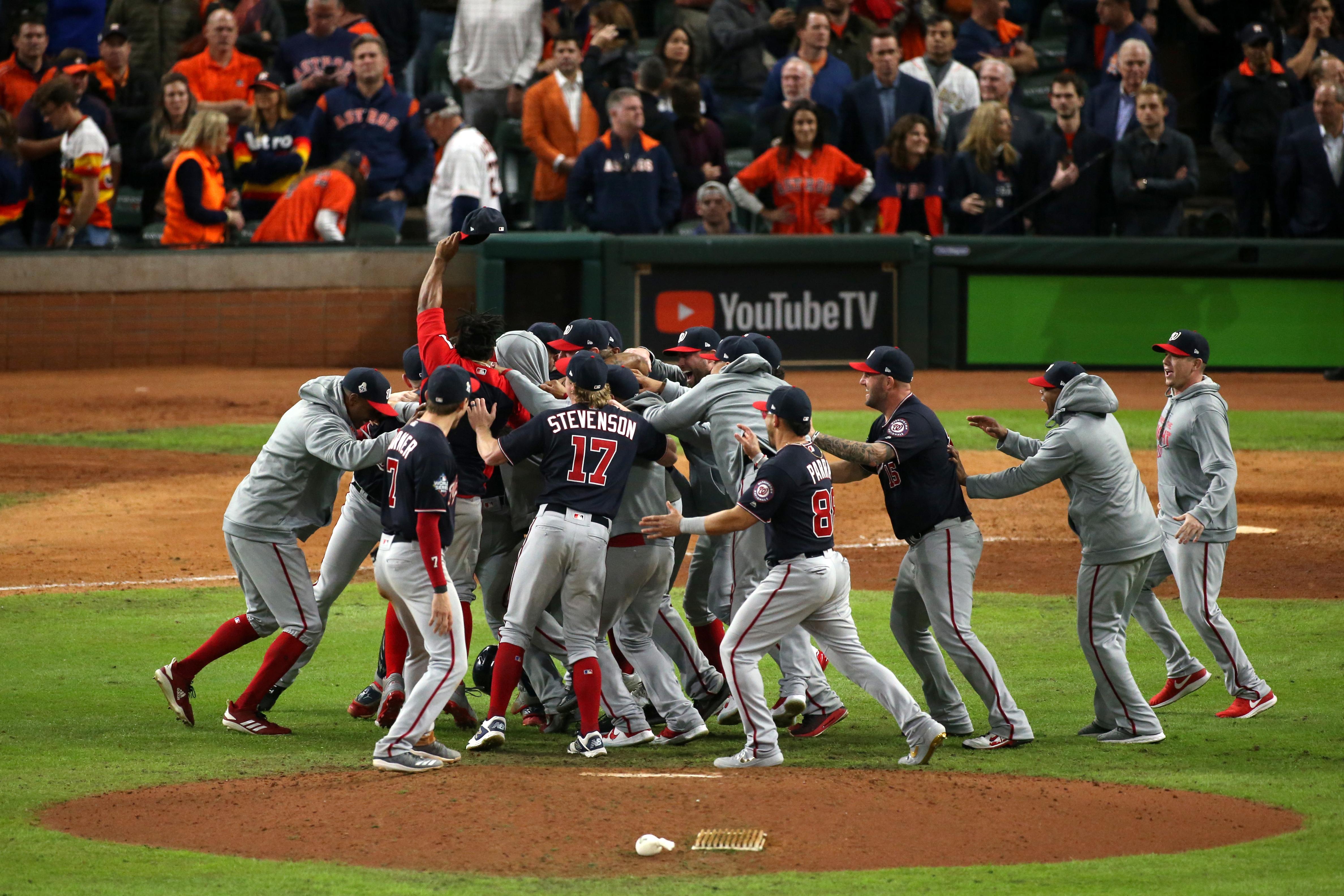 2019 World Series Game 7 - Washington Nationals v. Houston Astros