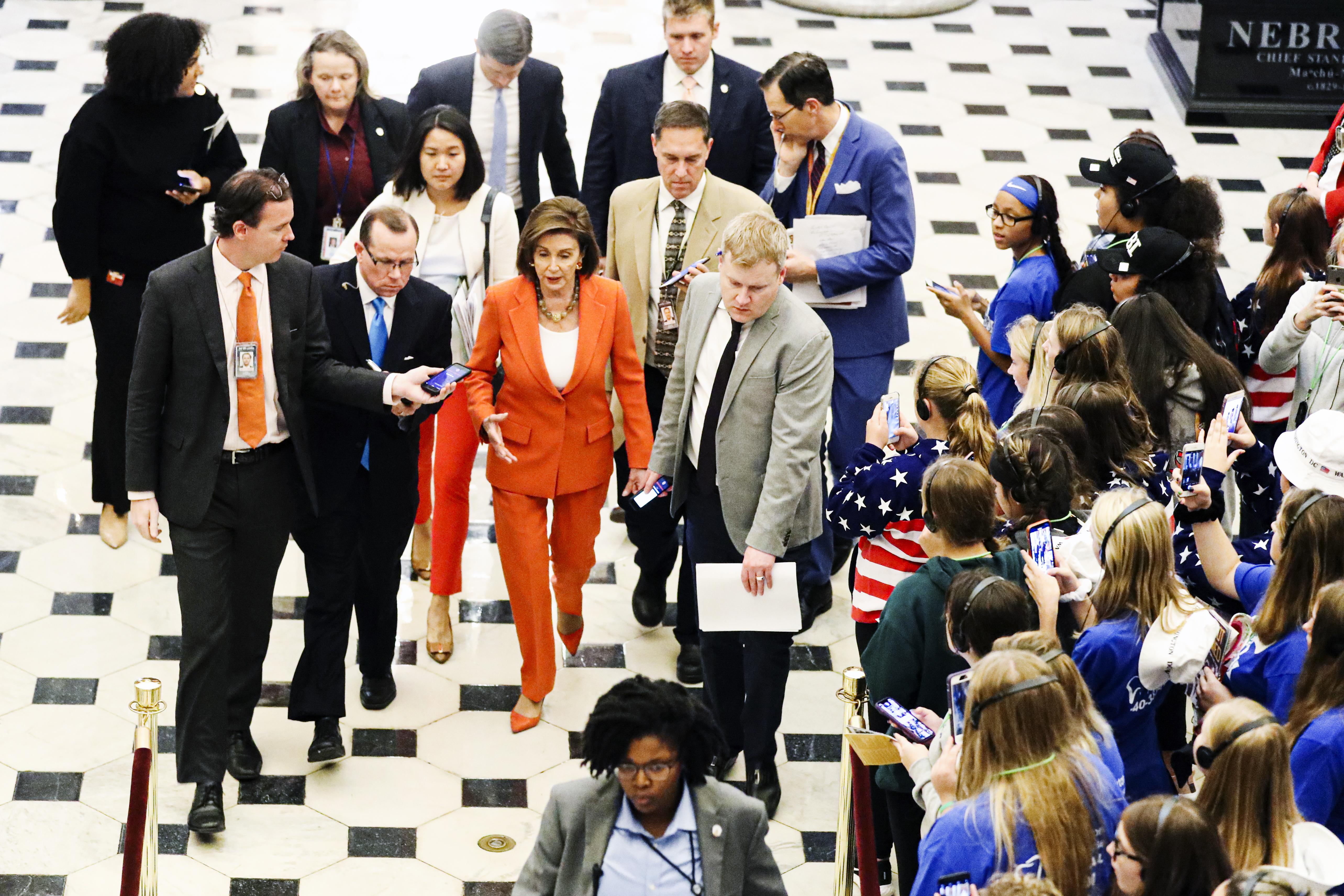 The House of Representatives' big impeachment vote, explained