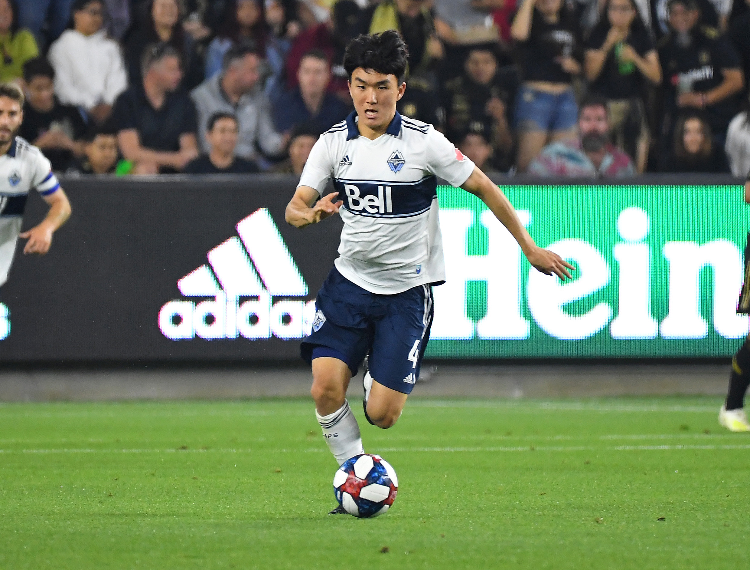 MLS: Vancouver Whitecaps FC at Los Angeles FC