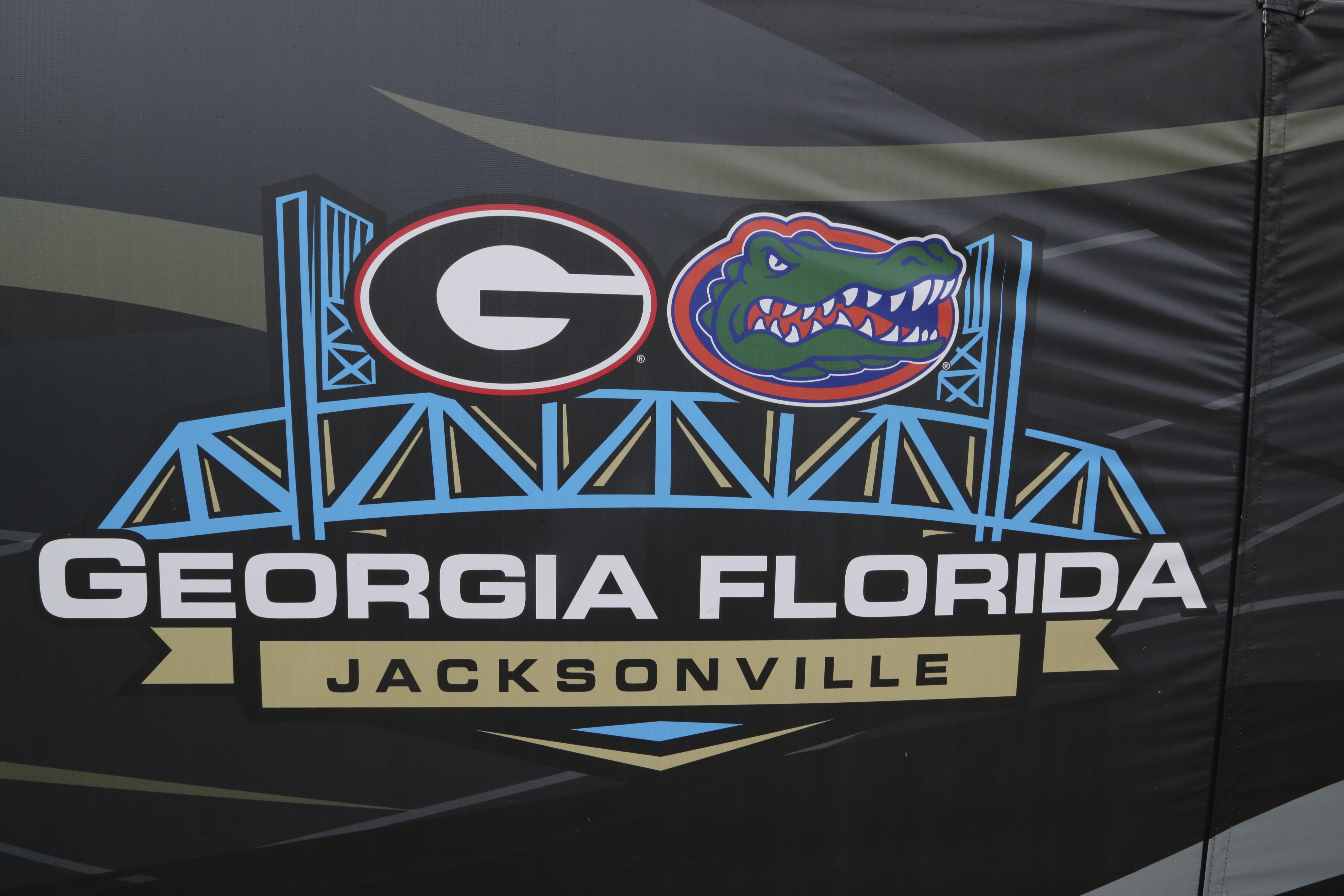 COLLEGE FOOTBALL: OCT 27 Florida v Georgia