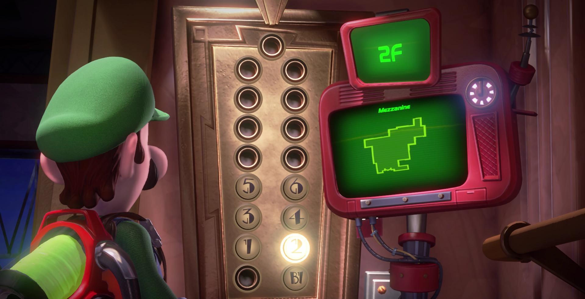 Luigi's Mansion 3 guide 2F gem locations guide