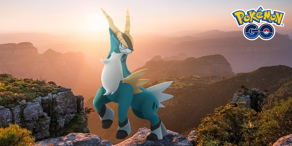 Cobalion joins Pokémon Go raids as first Unovan Legendary Pokémon