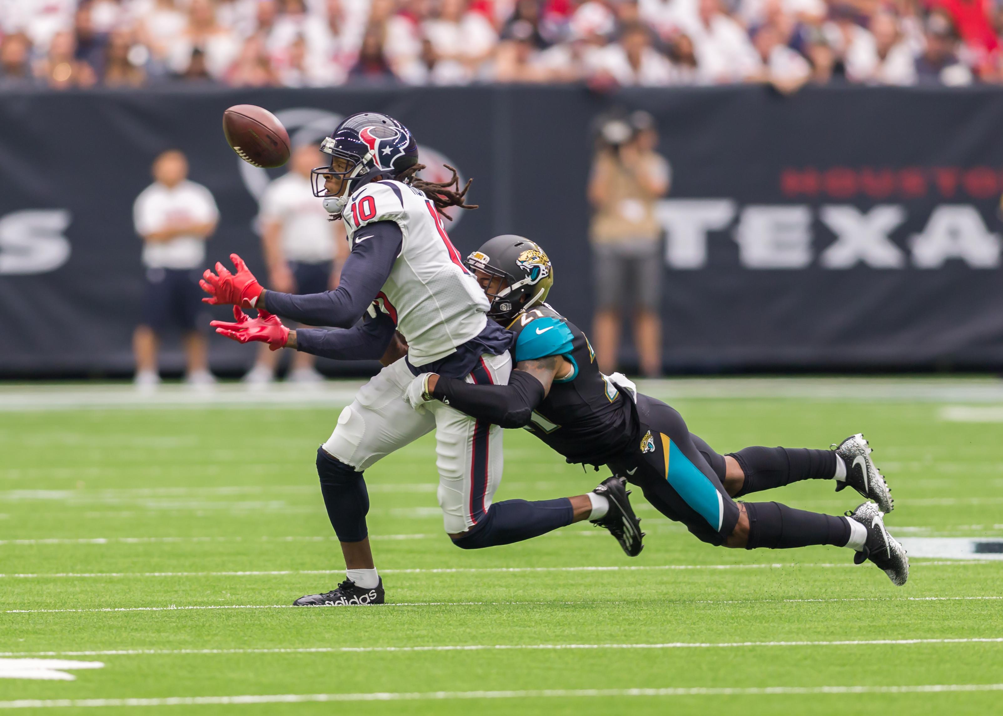 NFL: SEP 10 Jaguars at Texans