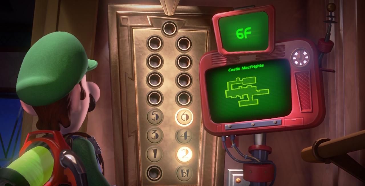Luigi's Mansion 3 6F gem locations guide