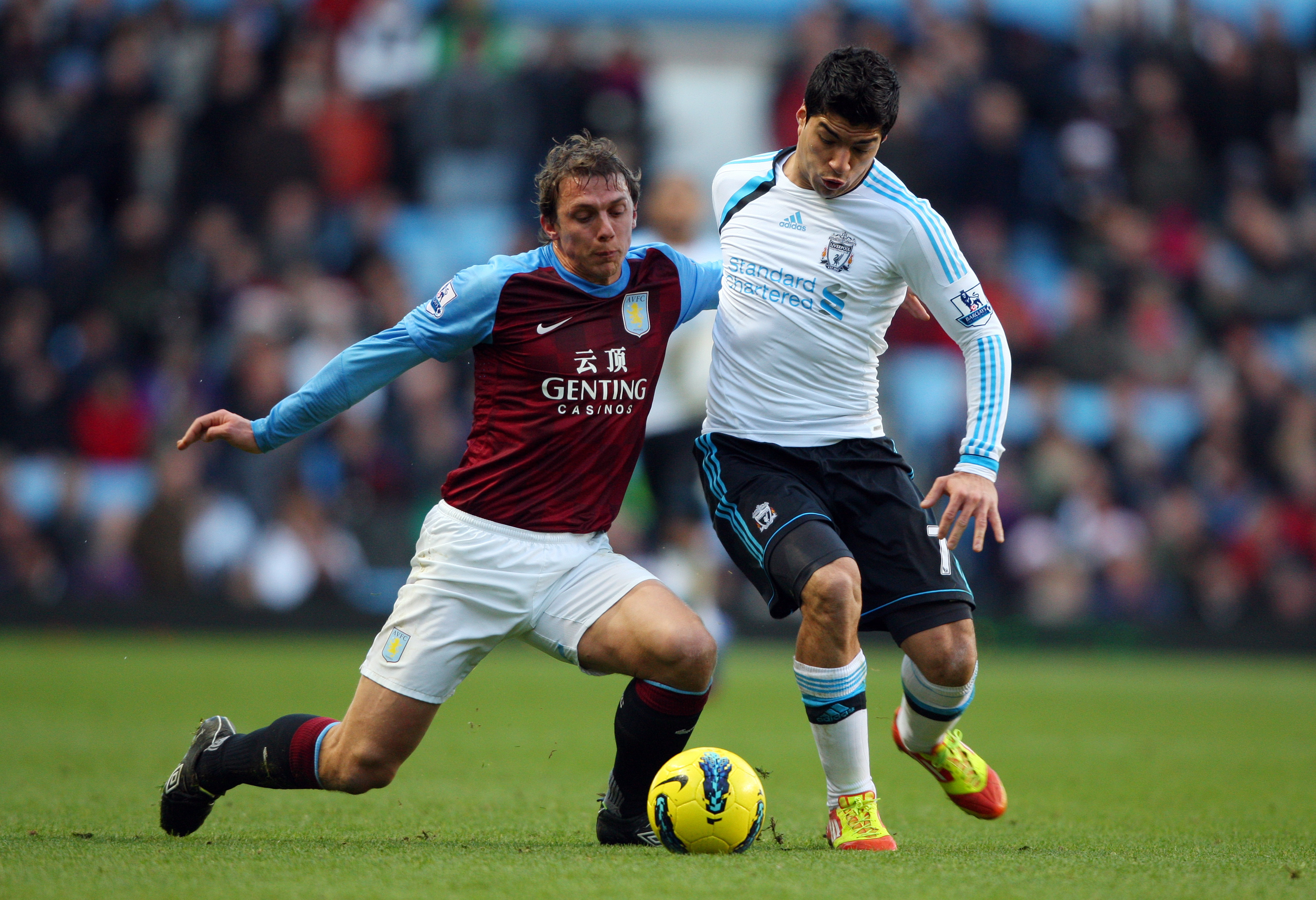 Soccer : Barclays Premier League - Aston Villa V Liverpool