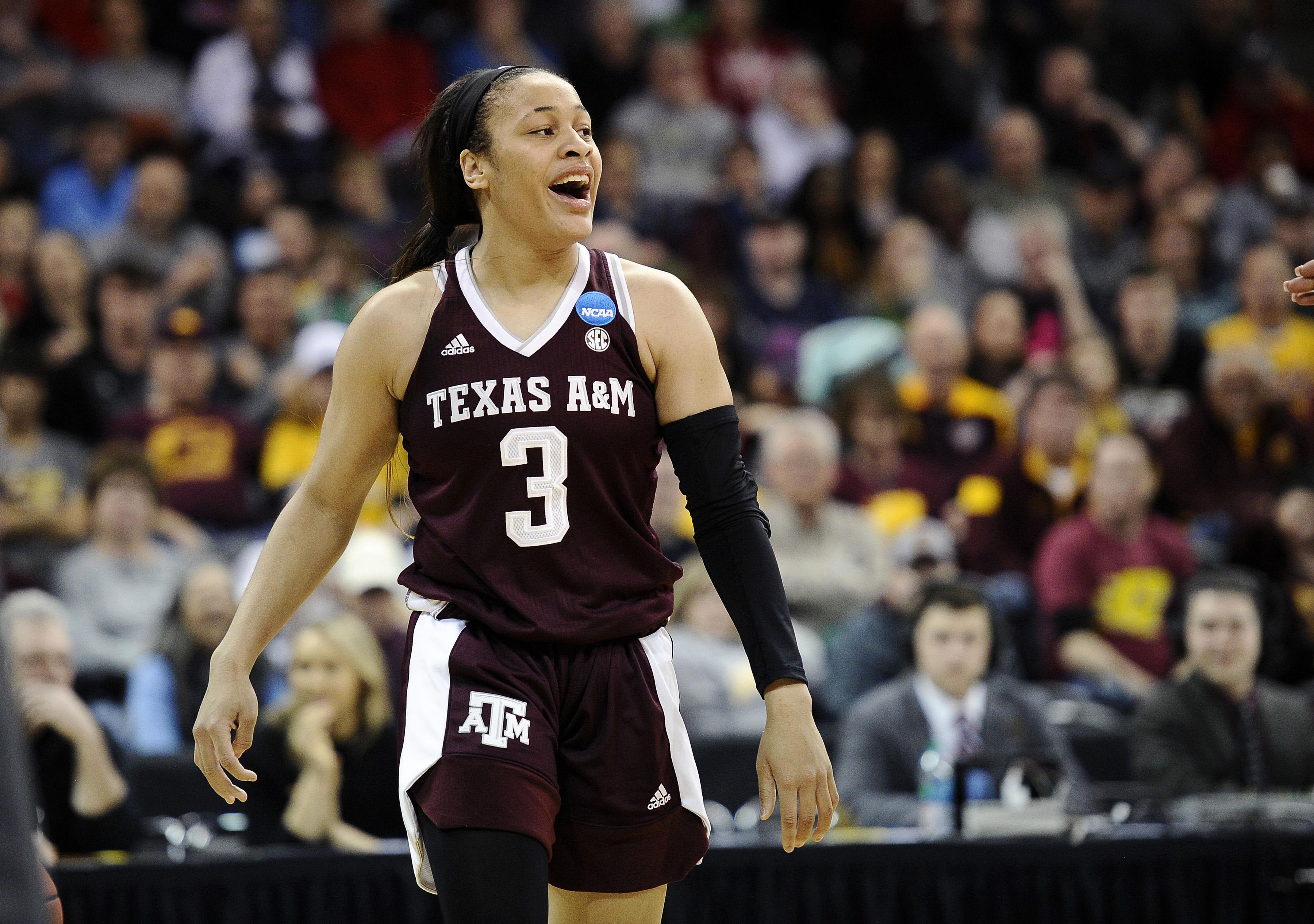 NCAA Womens Basketball: NCAA Tournament-Spokane Regional