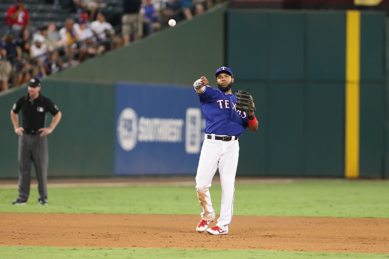 MLB: SEP 27 Yankees at Rangers