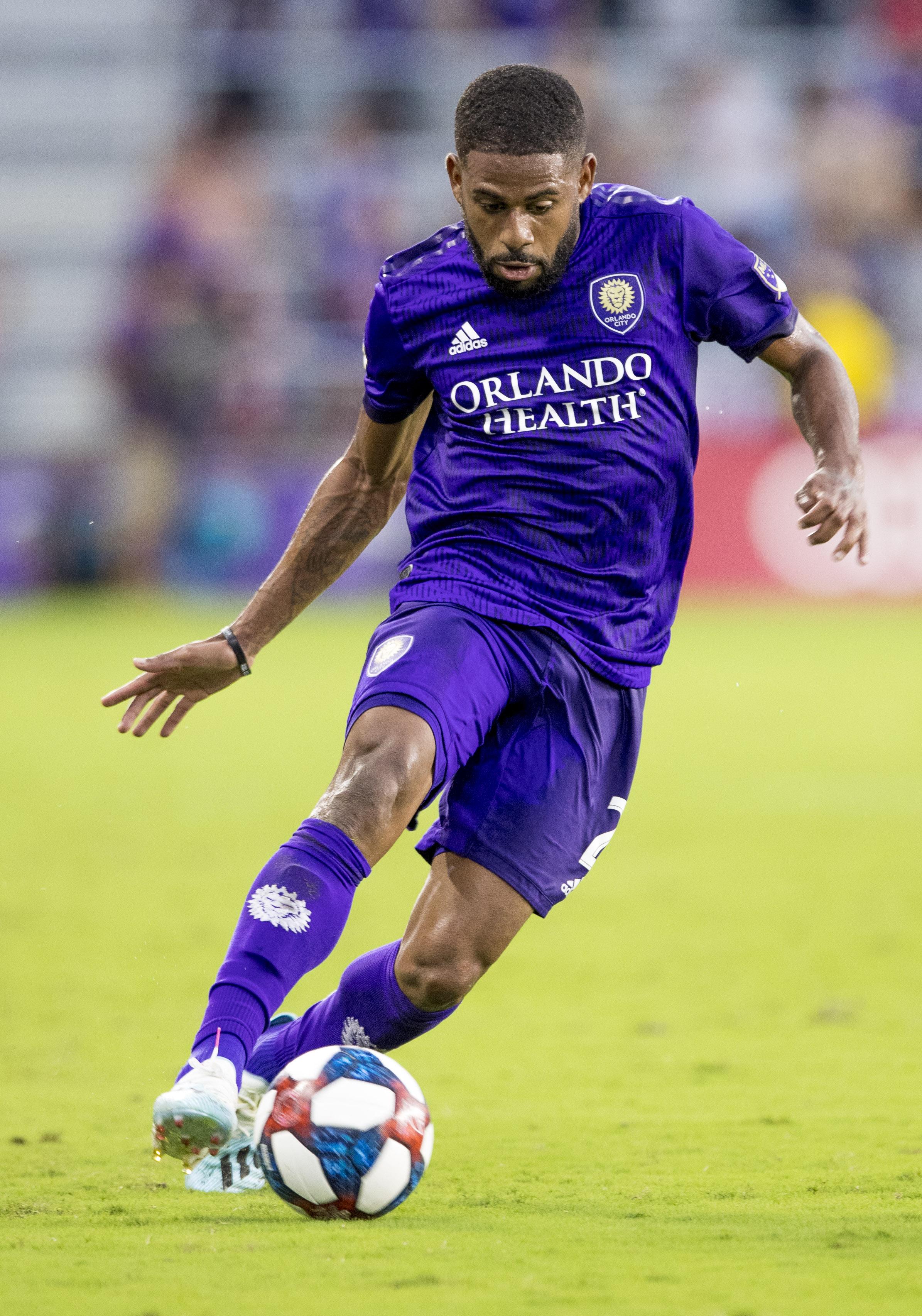 SOCCER: AUG 03 MLS - FC Dallas at Orlando City SC
