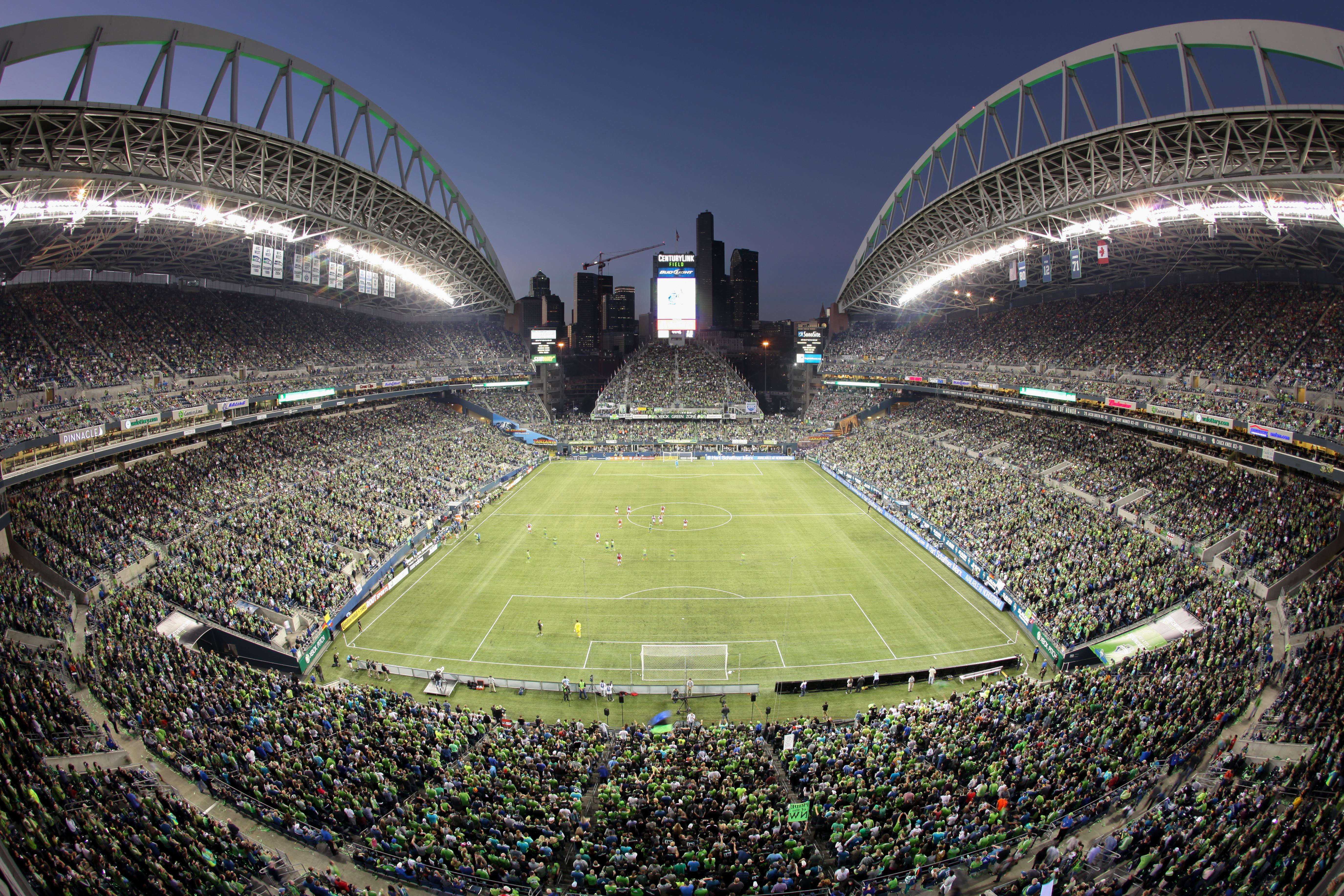 Portland Timbers v Seattle Sounders