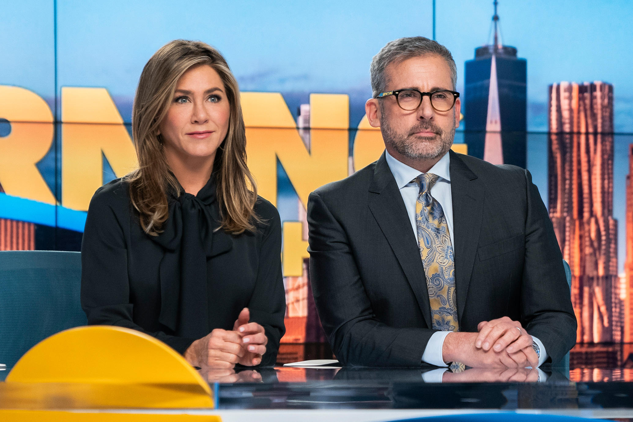 Apple's The Morning Show is stuck between 'both sides'