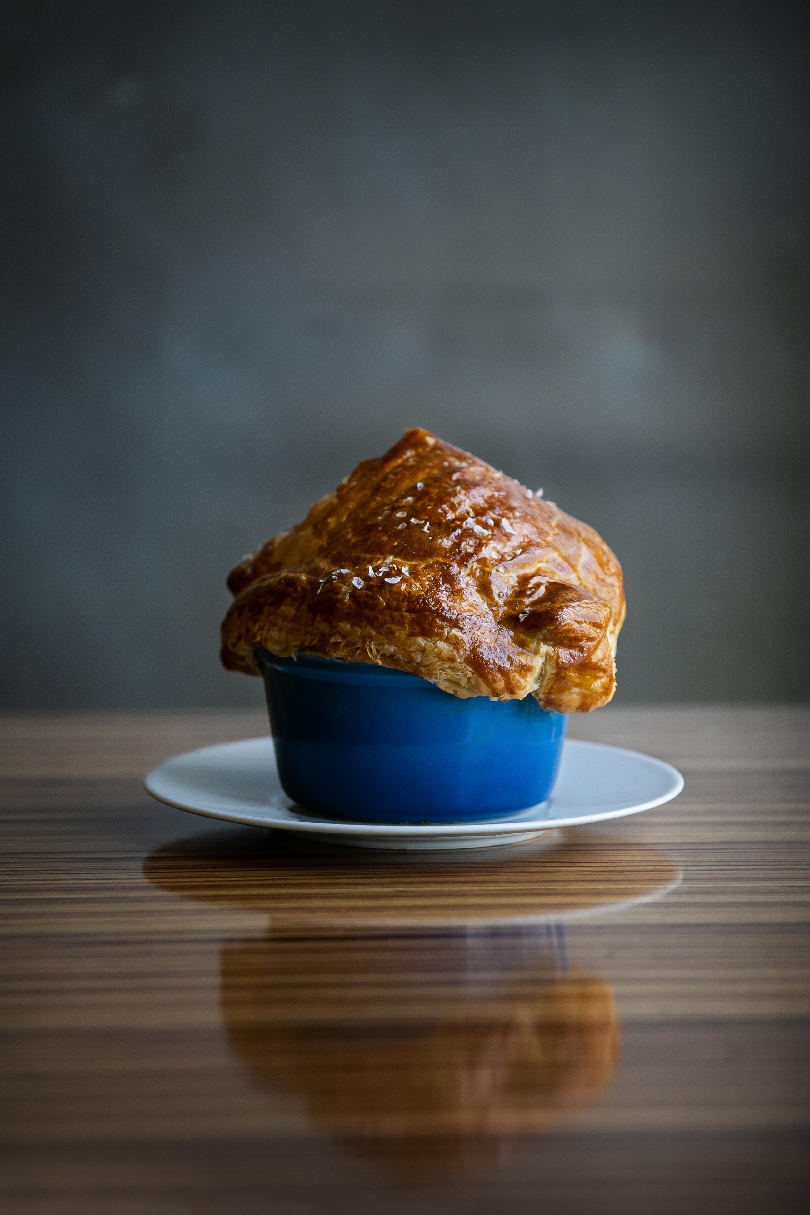 Southwest's New Global Bistro Serves 'Du Jour' Plates Like Pot Pie-Style Veal Stew