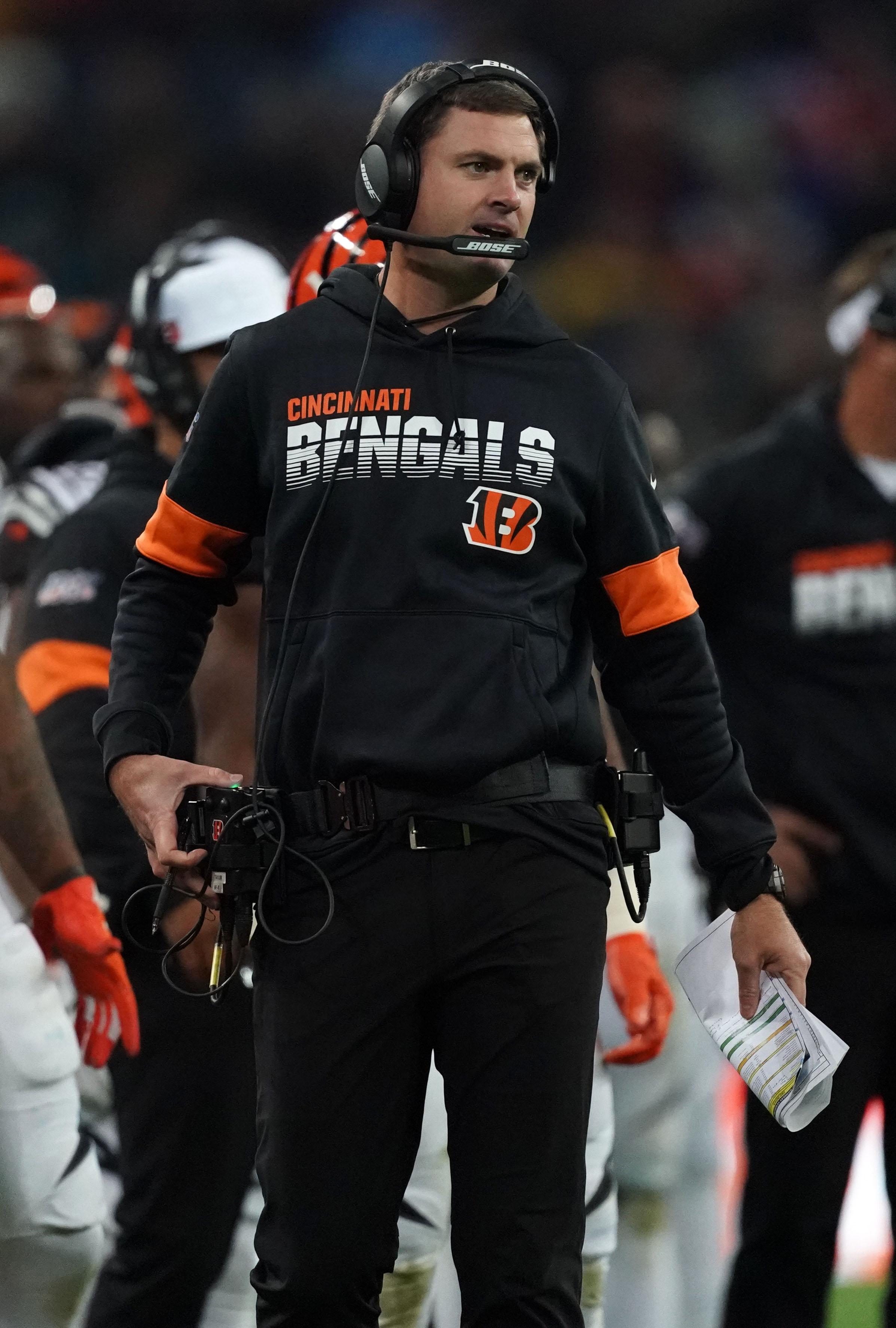 NFL: International Series-Cincinnati Bengals at Los Angeles Rams