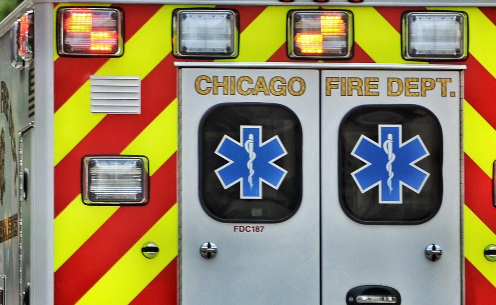 Two men were injured in a single-vehicle crash in East Side Nov. 14, 2019.