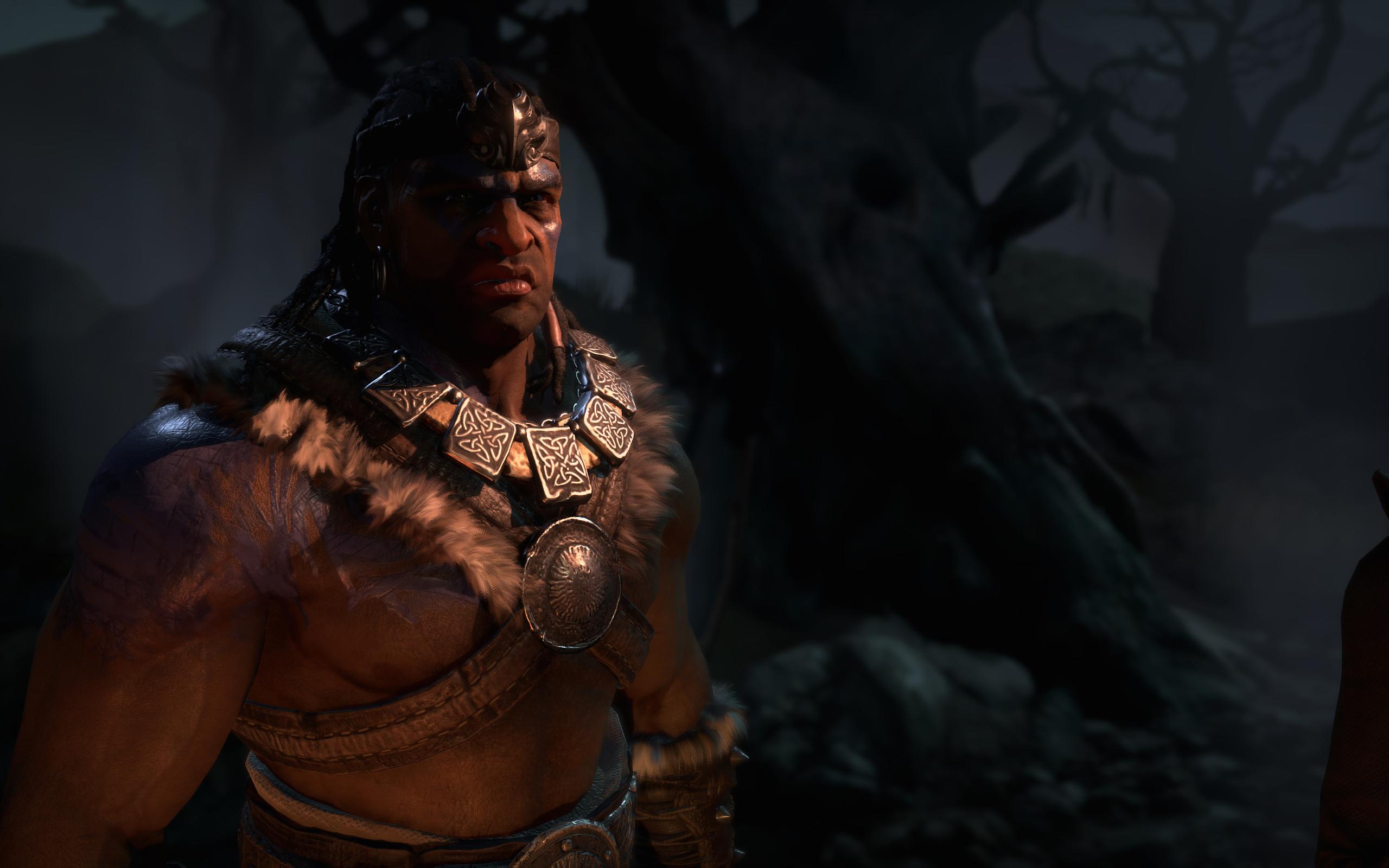 Diablo 4's Barbarian class