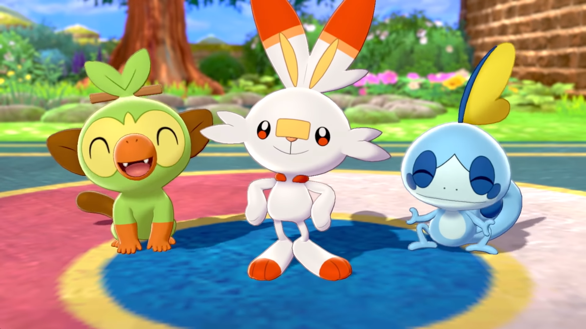 Pokémon Sword and Shield starter evolutions may have leaked