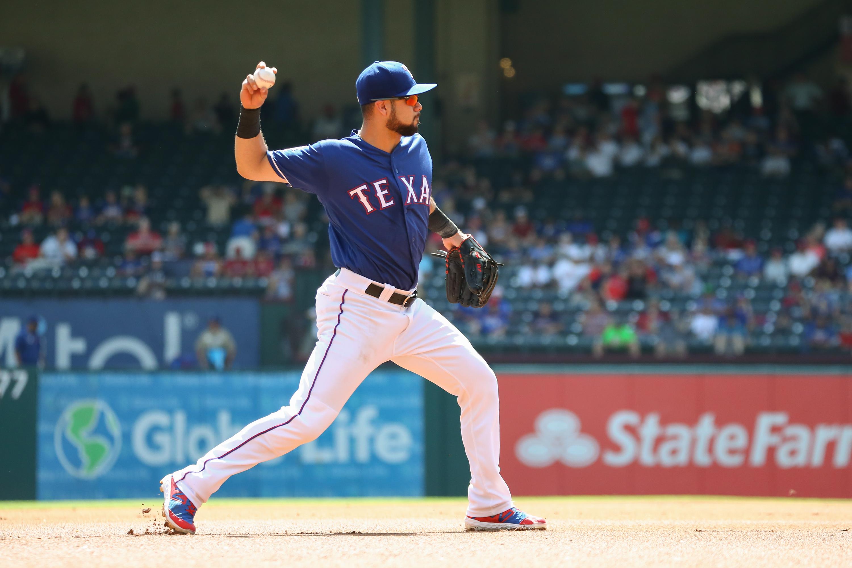 MLB: SEP 26 Red Sox at Rangers