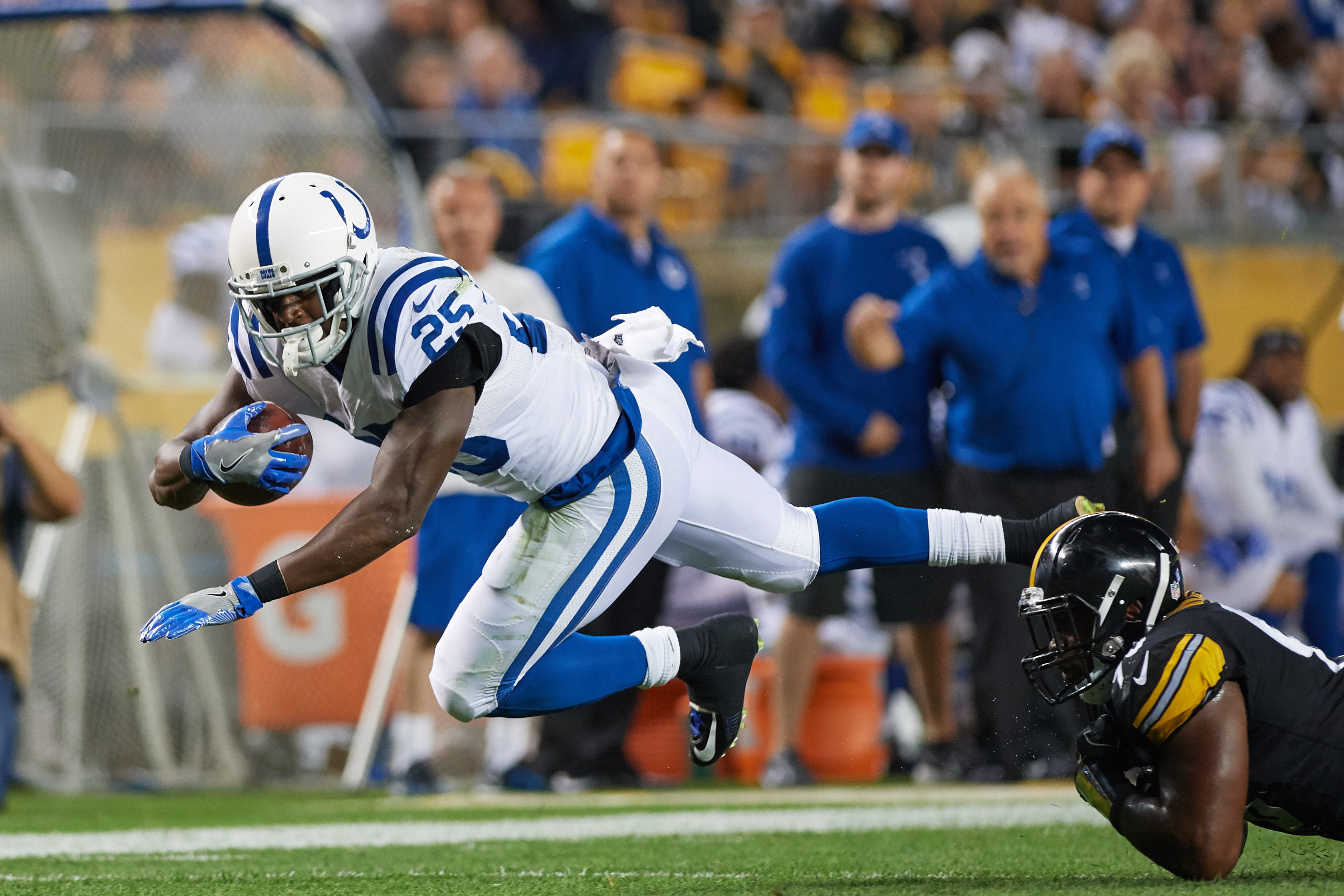 NFL: AUG 26 Preseason - Colts at Steelers