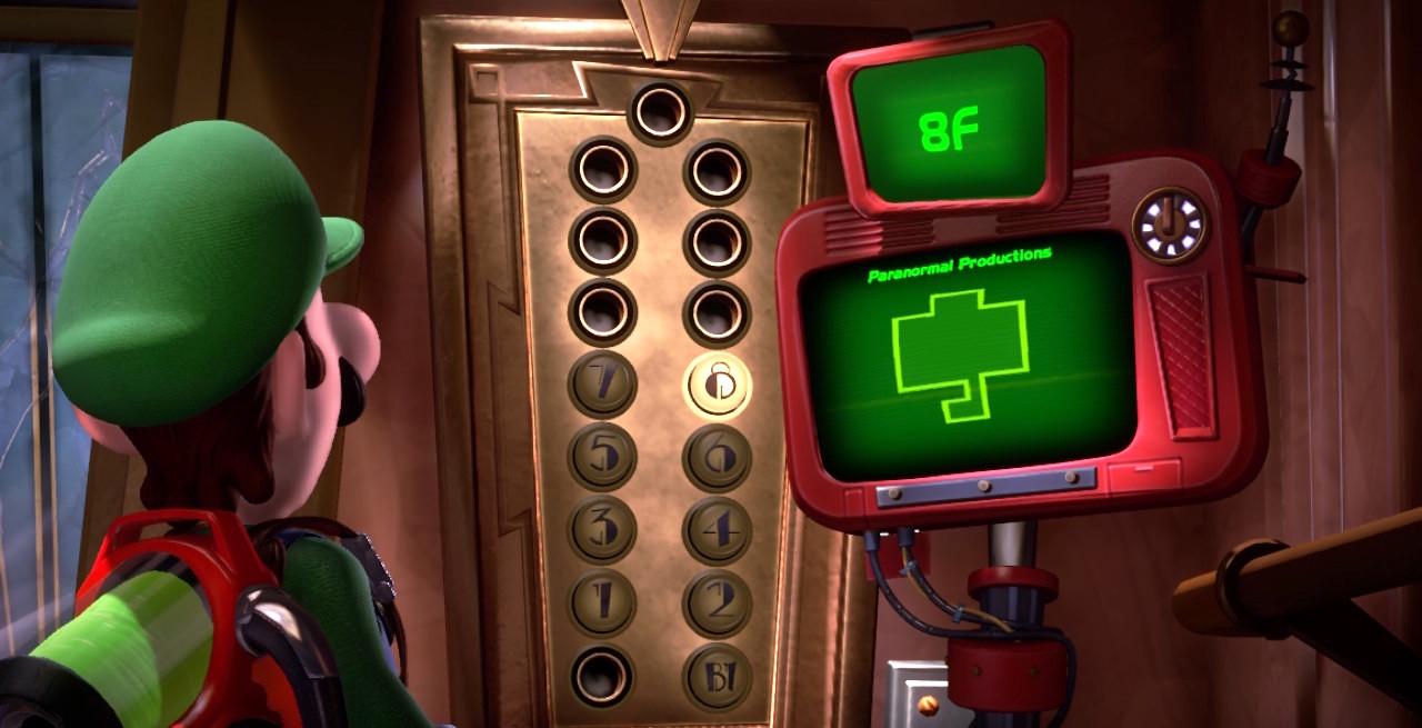 Luigi's Mansion 3 8F gems guide