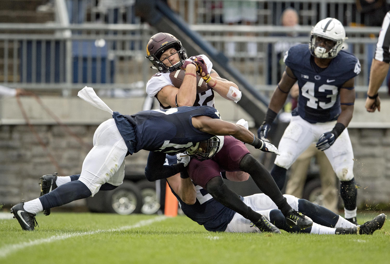Minnesota at Penn State
