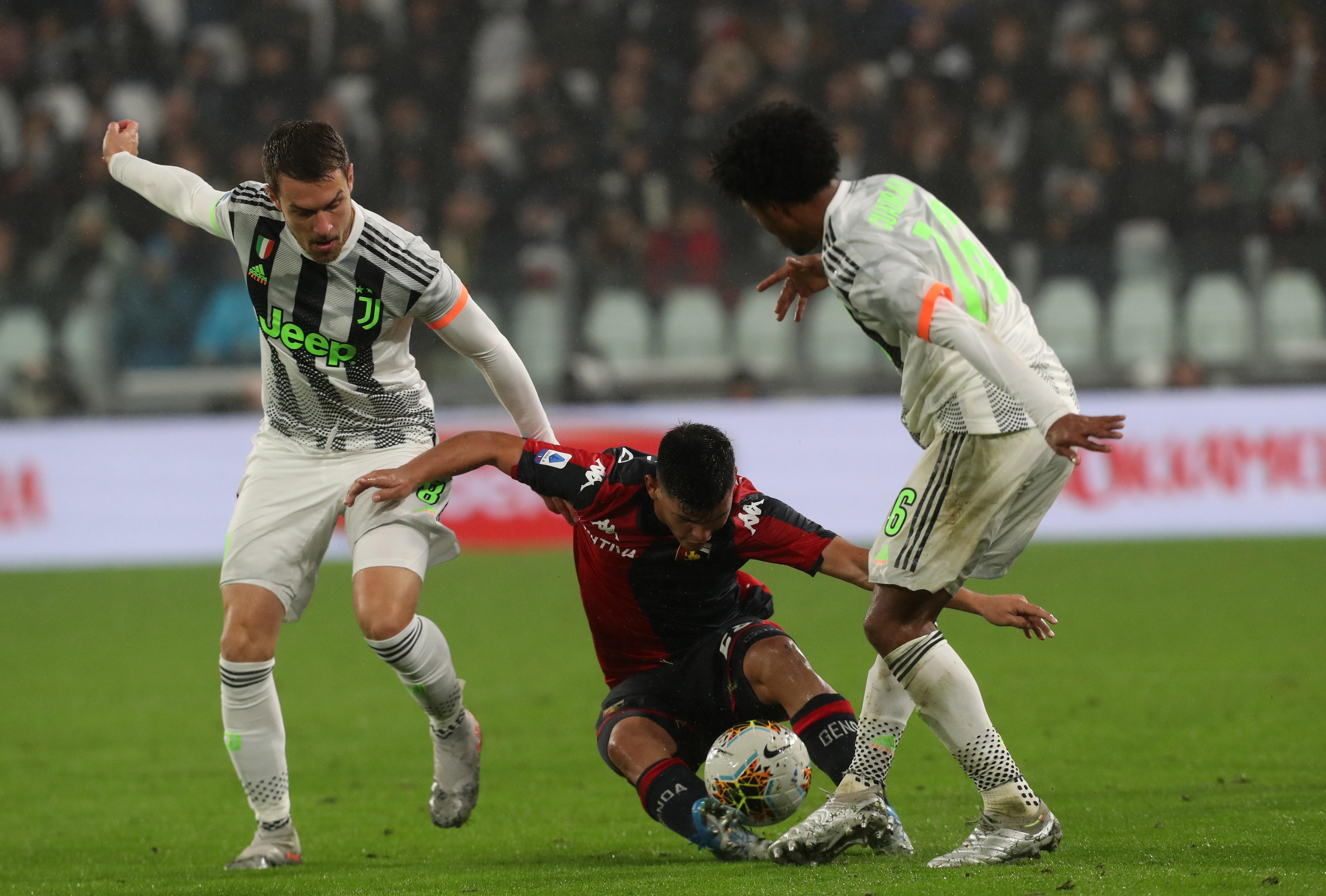Juventus v Genoa CFC - Serie A