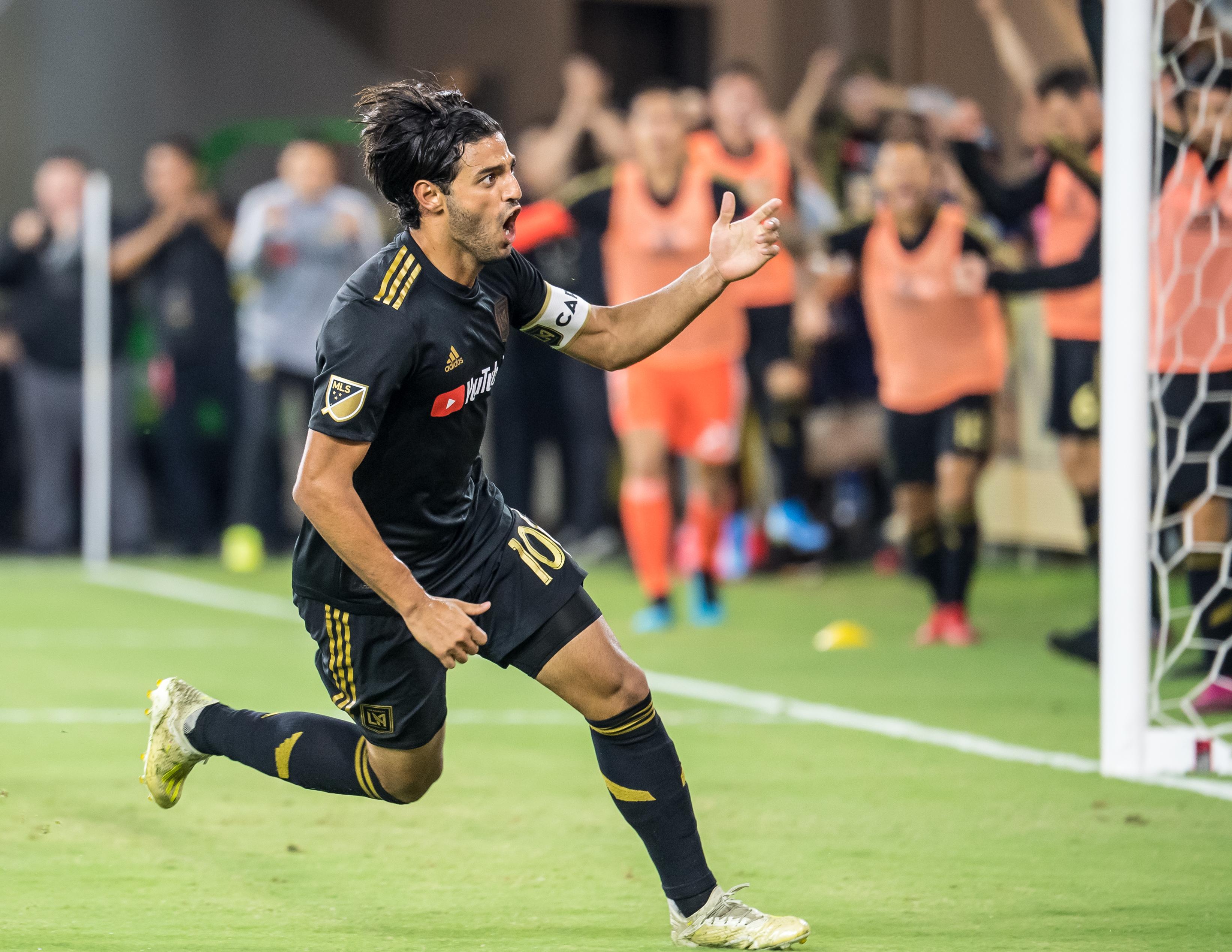 MLS Soccer - Los Angeles FC v Los Angeles Galaxy