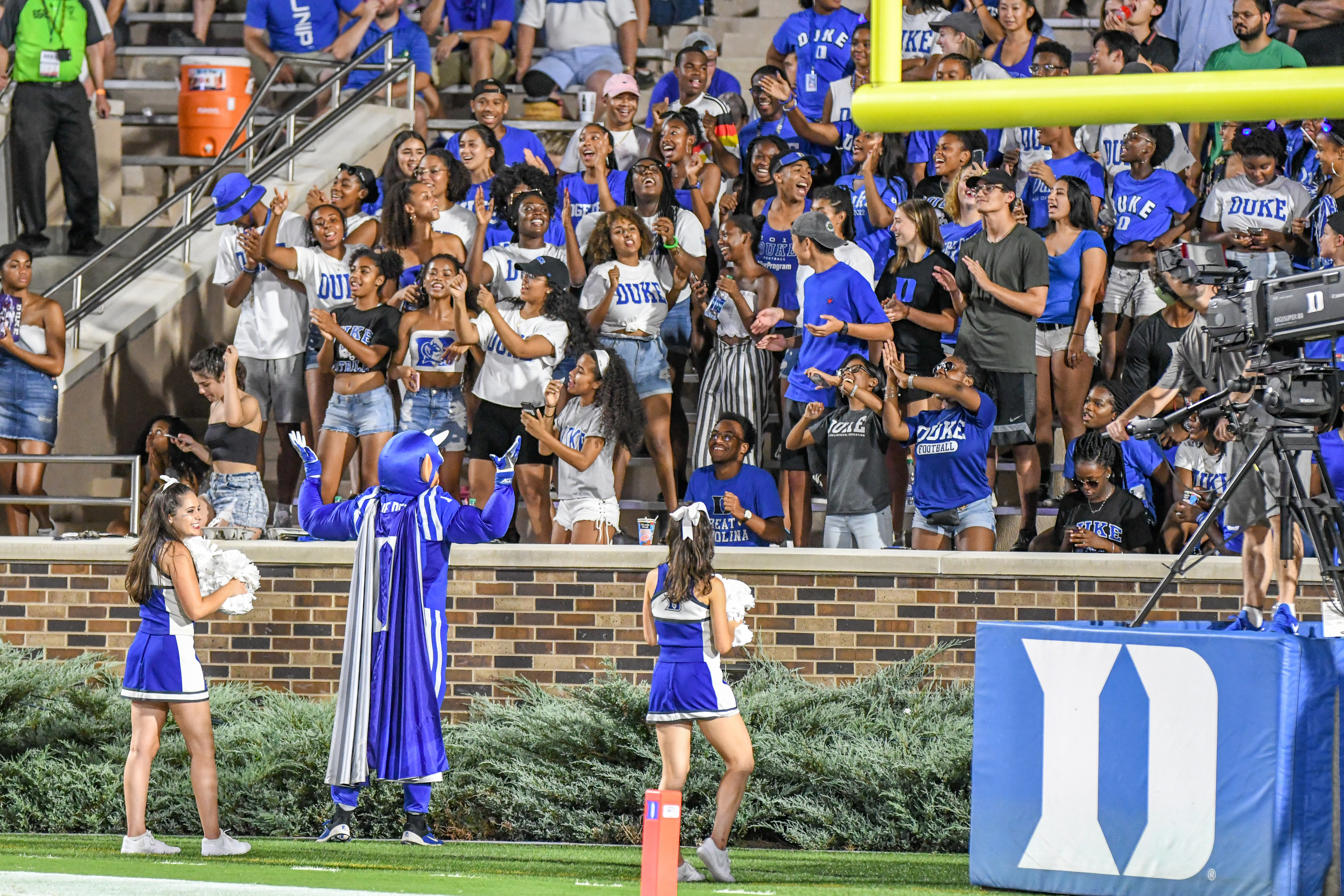 COLLEGE FOOTBALL: AUG 31 Army at Duke