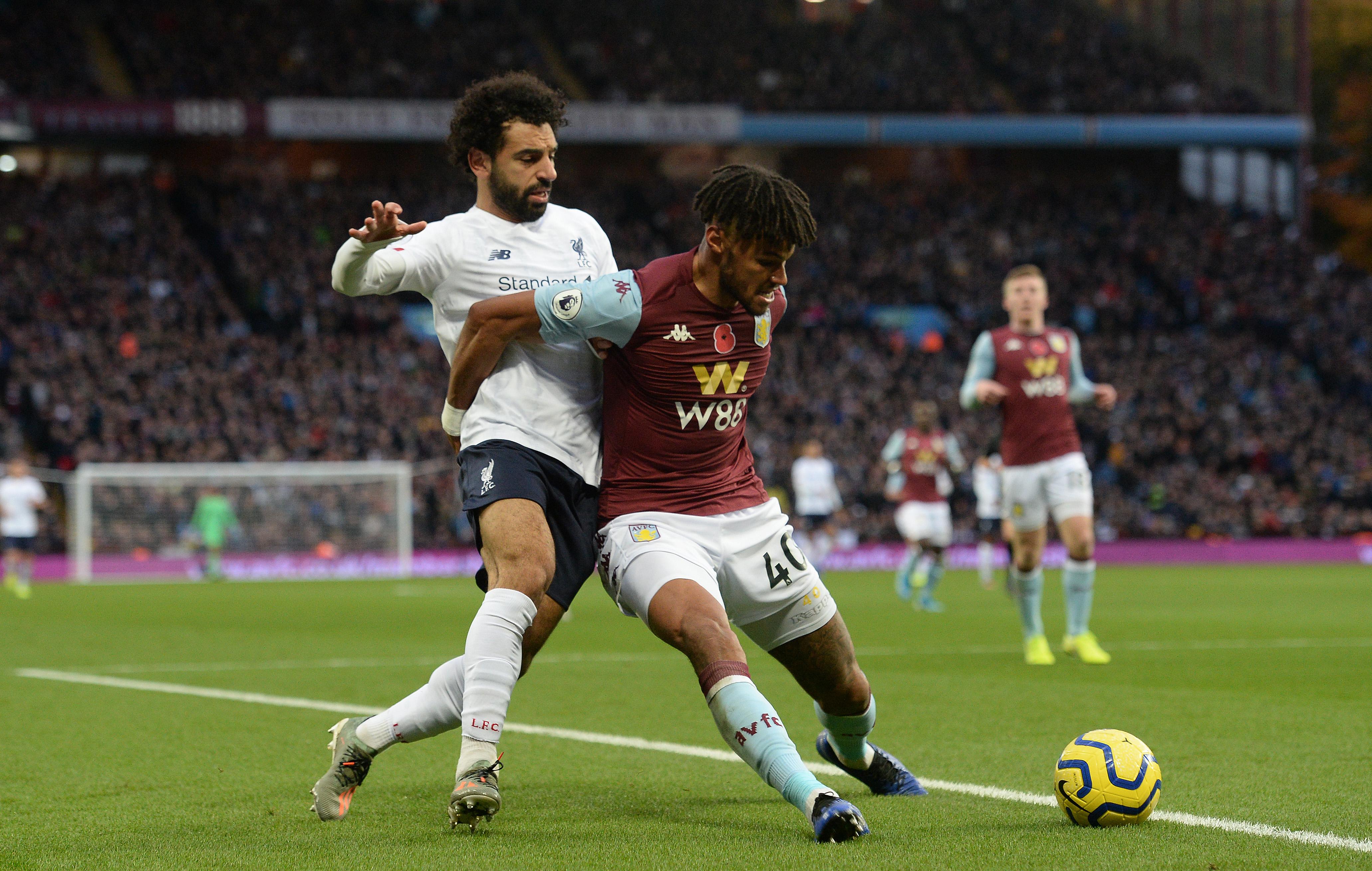 Aston Villa v Liverpool FC - Premier League