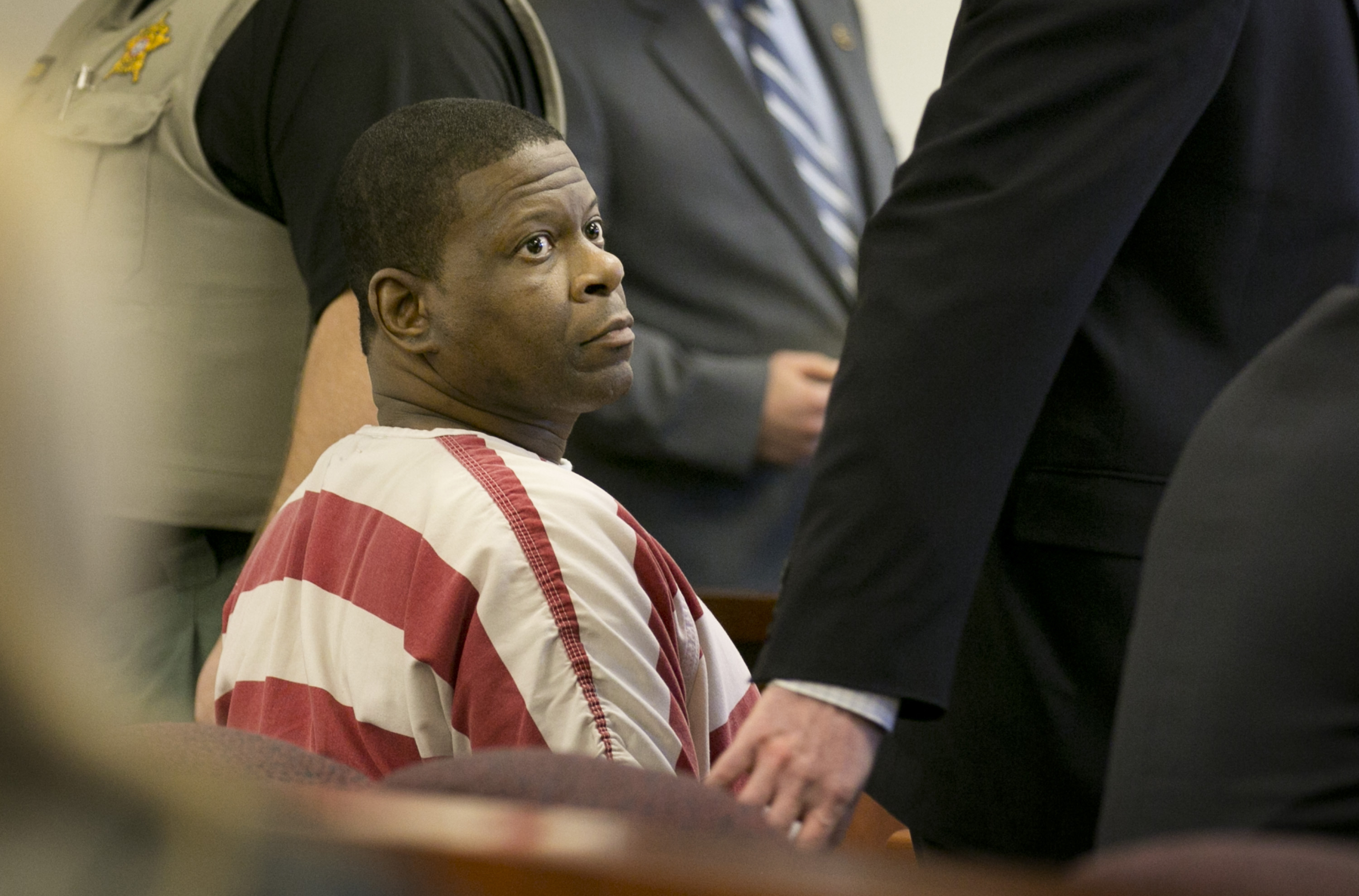 The execution of Rodney Reed has been stopped